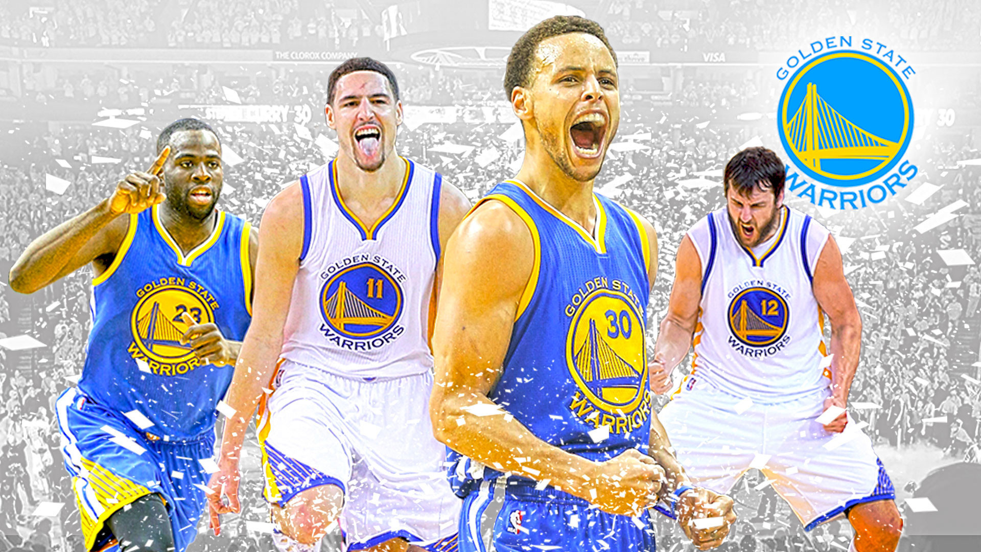 1920x1080 Golden State Warriors Splash Brothers Wallpaper by tmaclabi on ...  splashbrothers ...