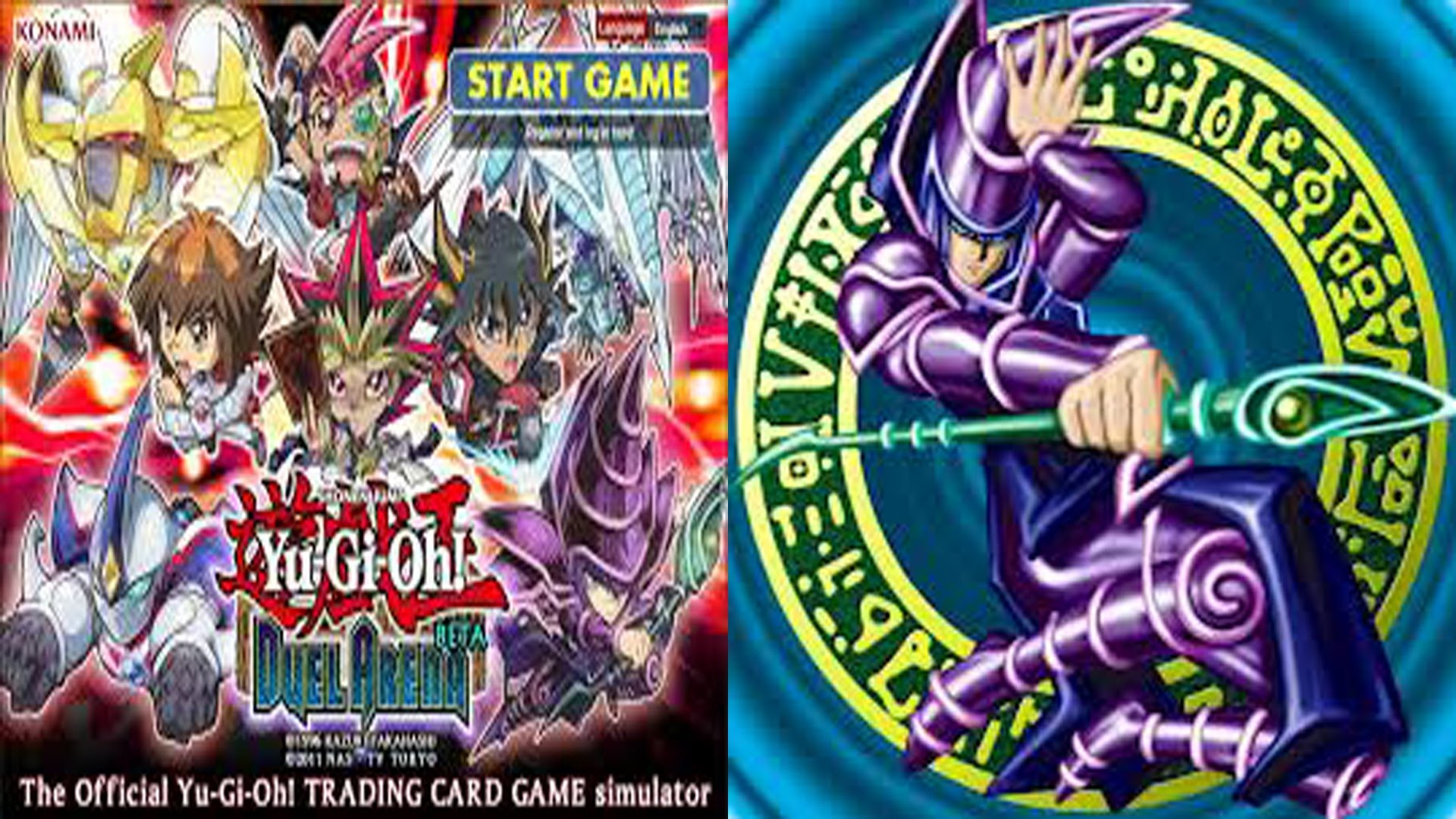 yu gi oh duel arena download