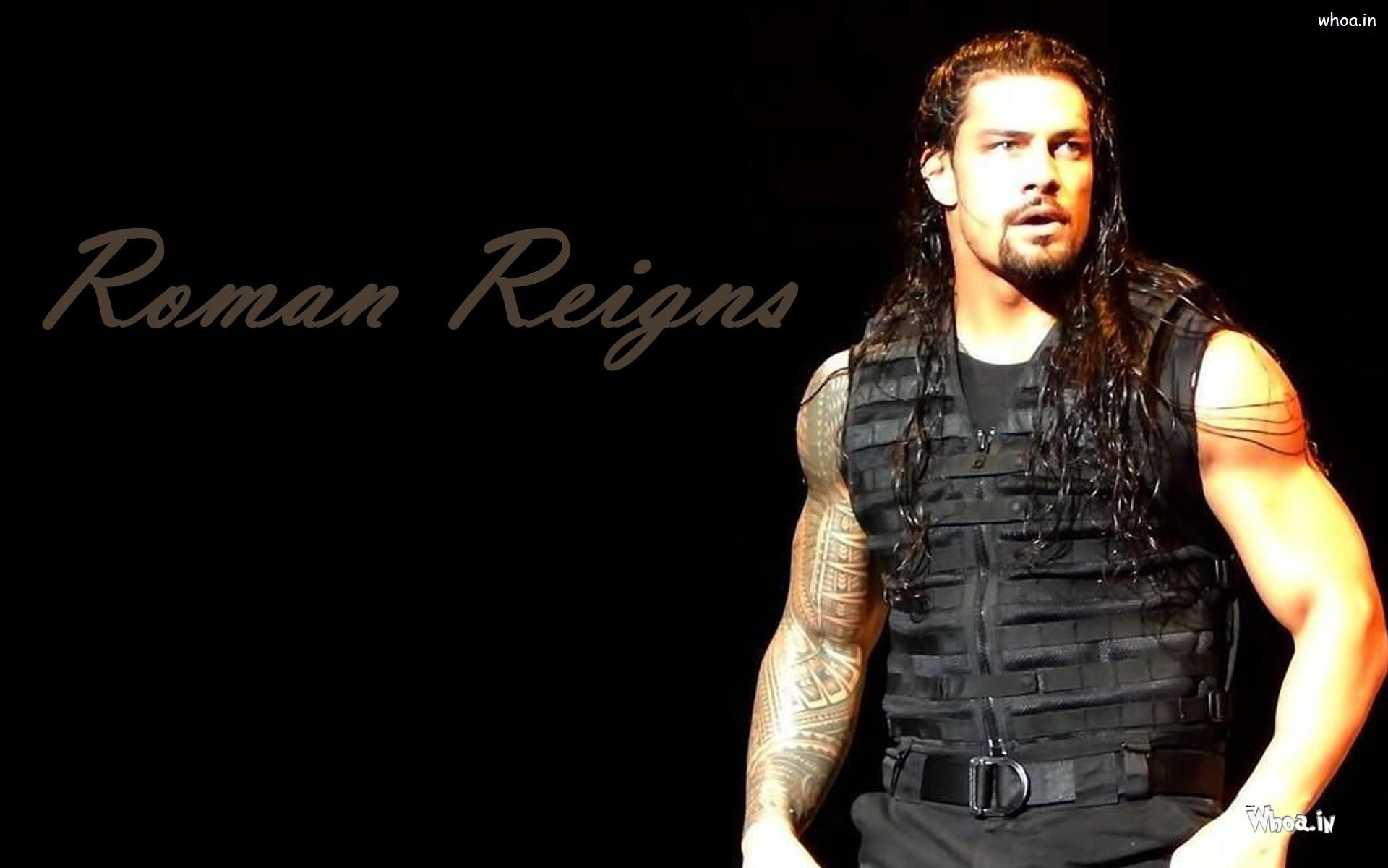 1920x1200 Roman Reigns Desktop Wallpaper. Share this page. Wow! (701). Download