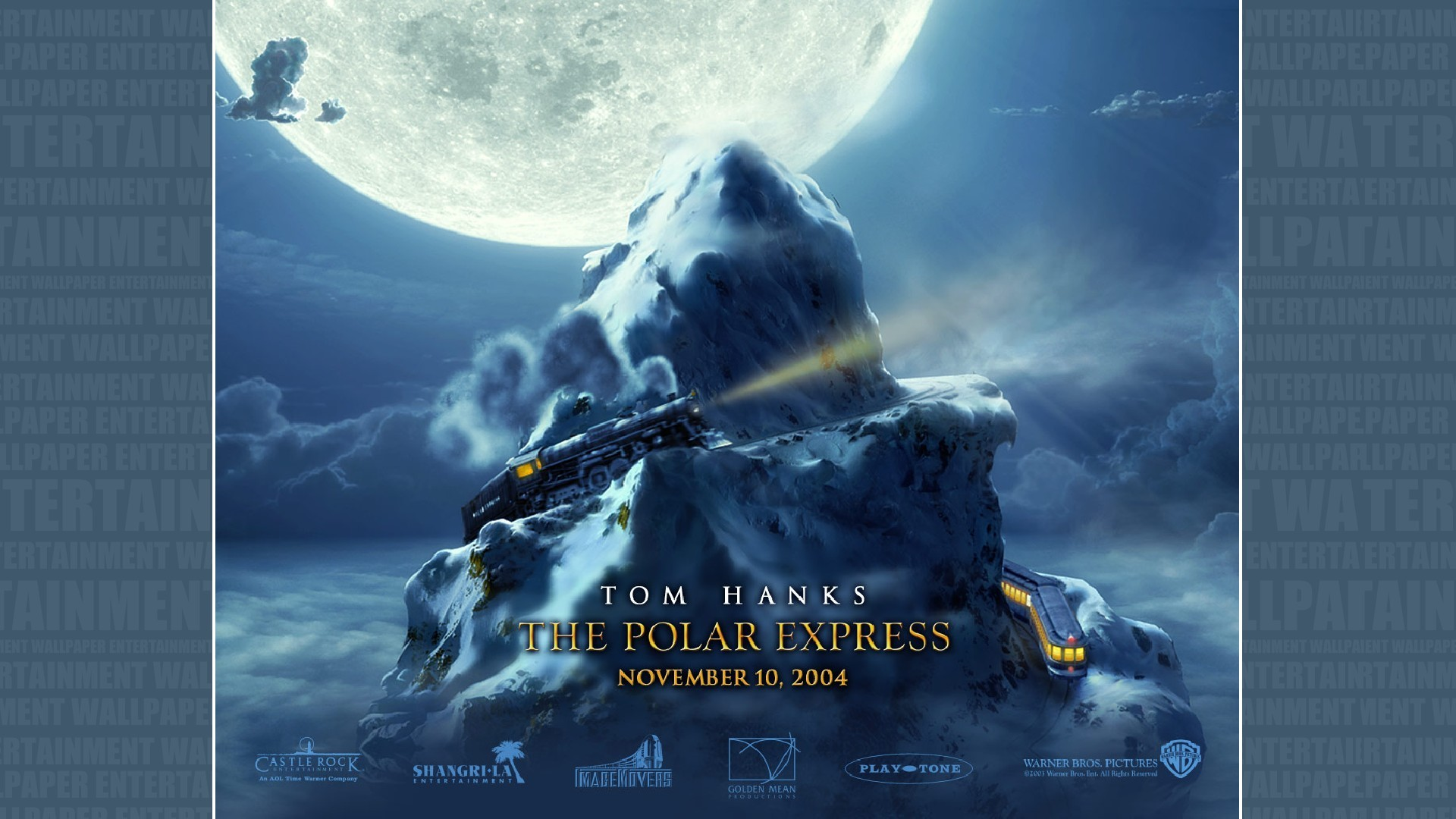 1920x1080 The Polar Express Wallpaper - Original size, download now.