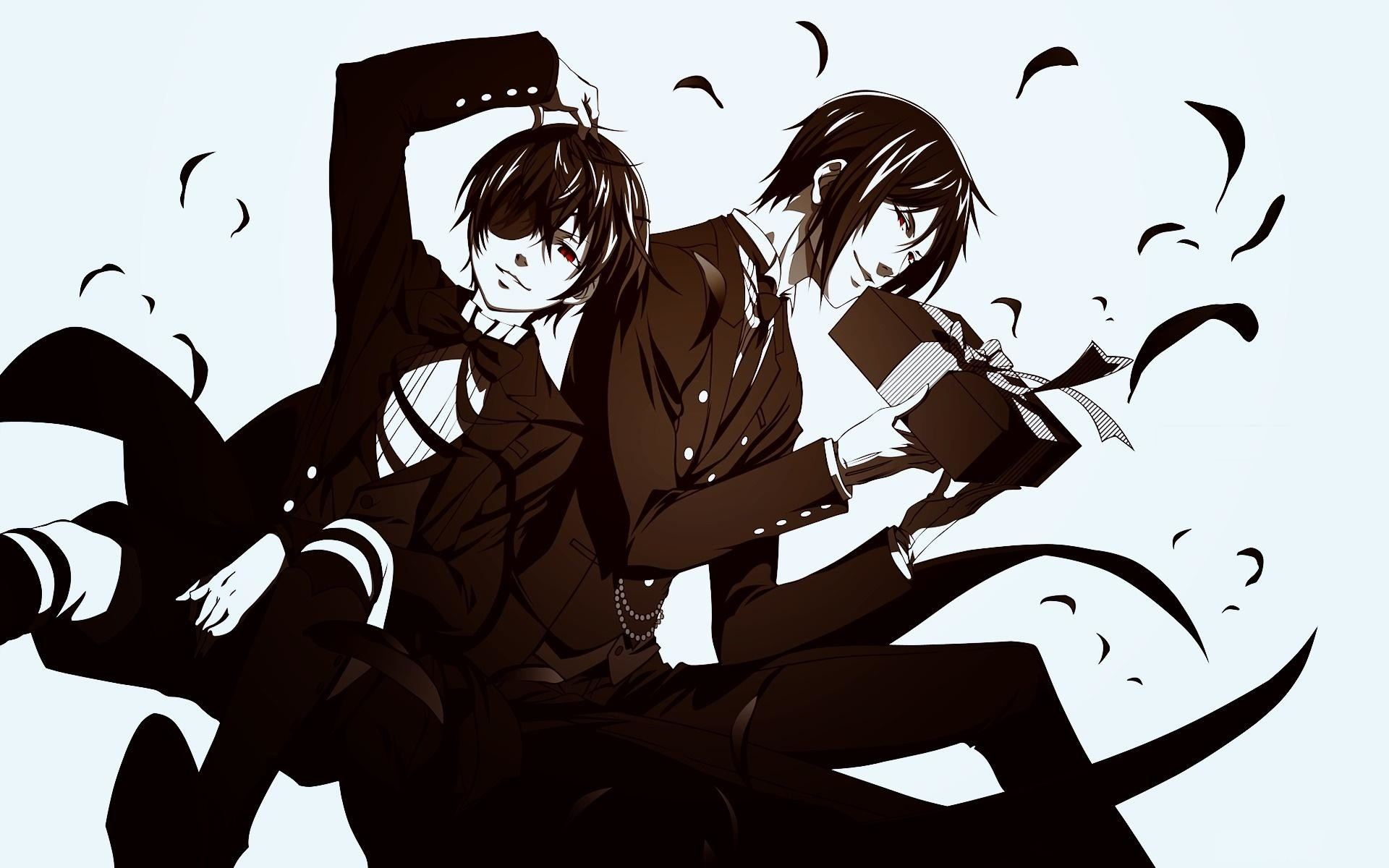 1920x1200 Black Butler Characters Images Wallpaper HD And Background Photos