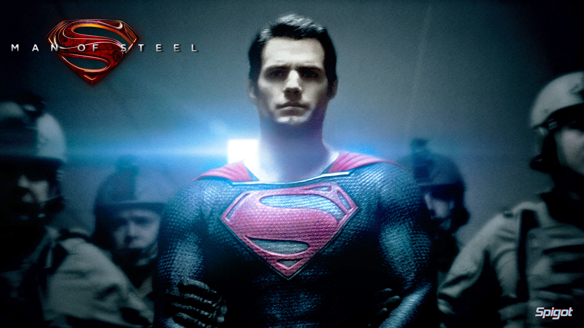 1920x1080 As requested here are some more Man Of Steel Wallpapers 🙂