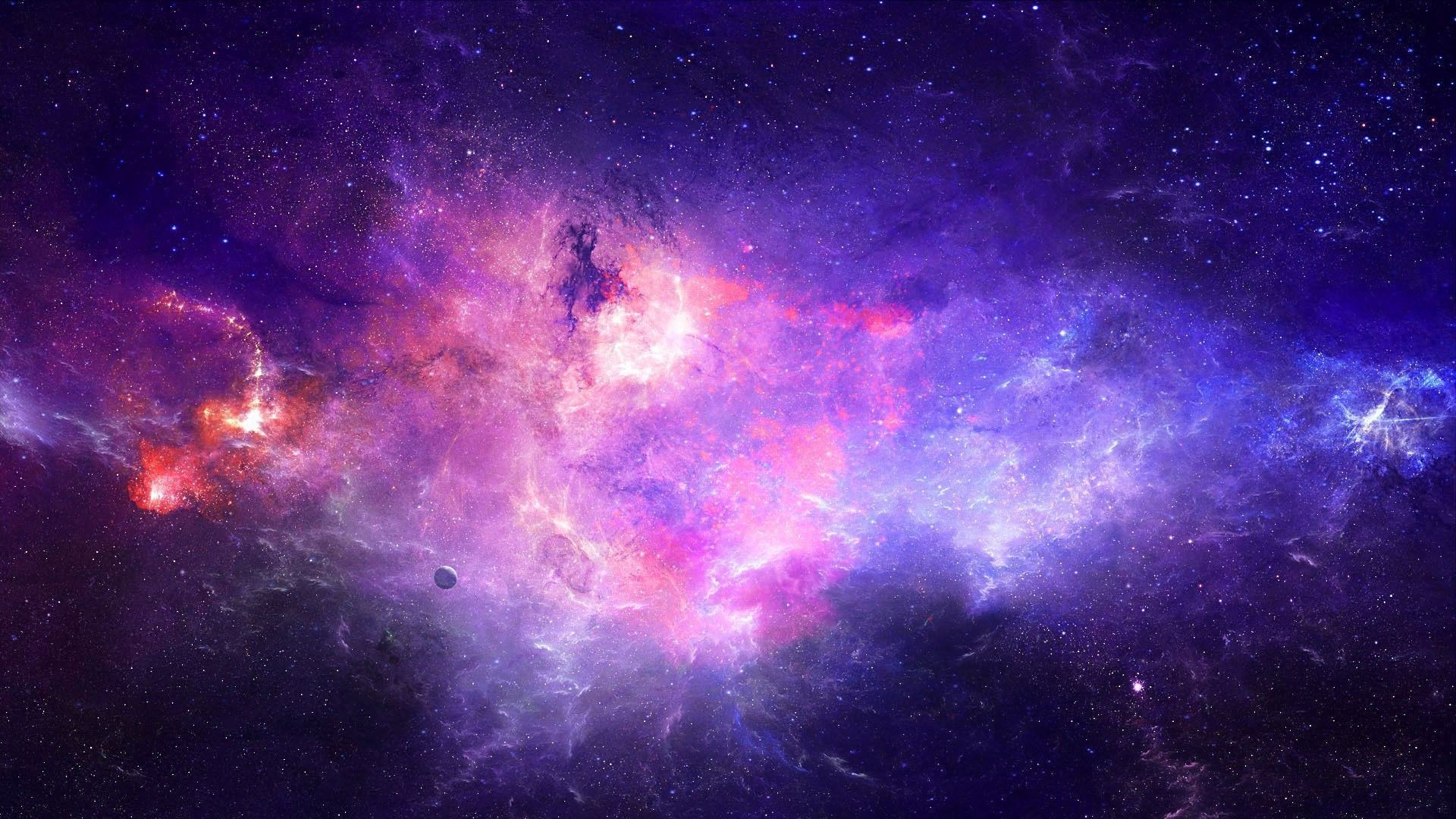 1920x1080 Galaxy Wallpaper HD