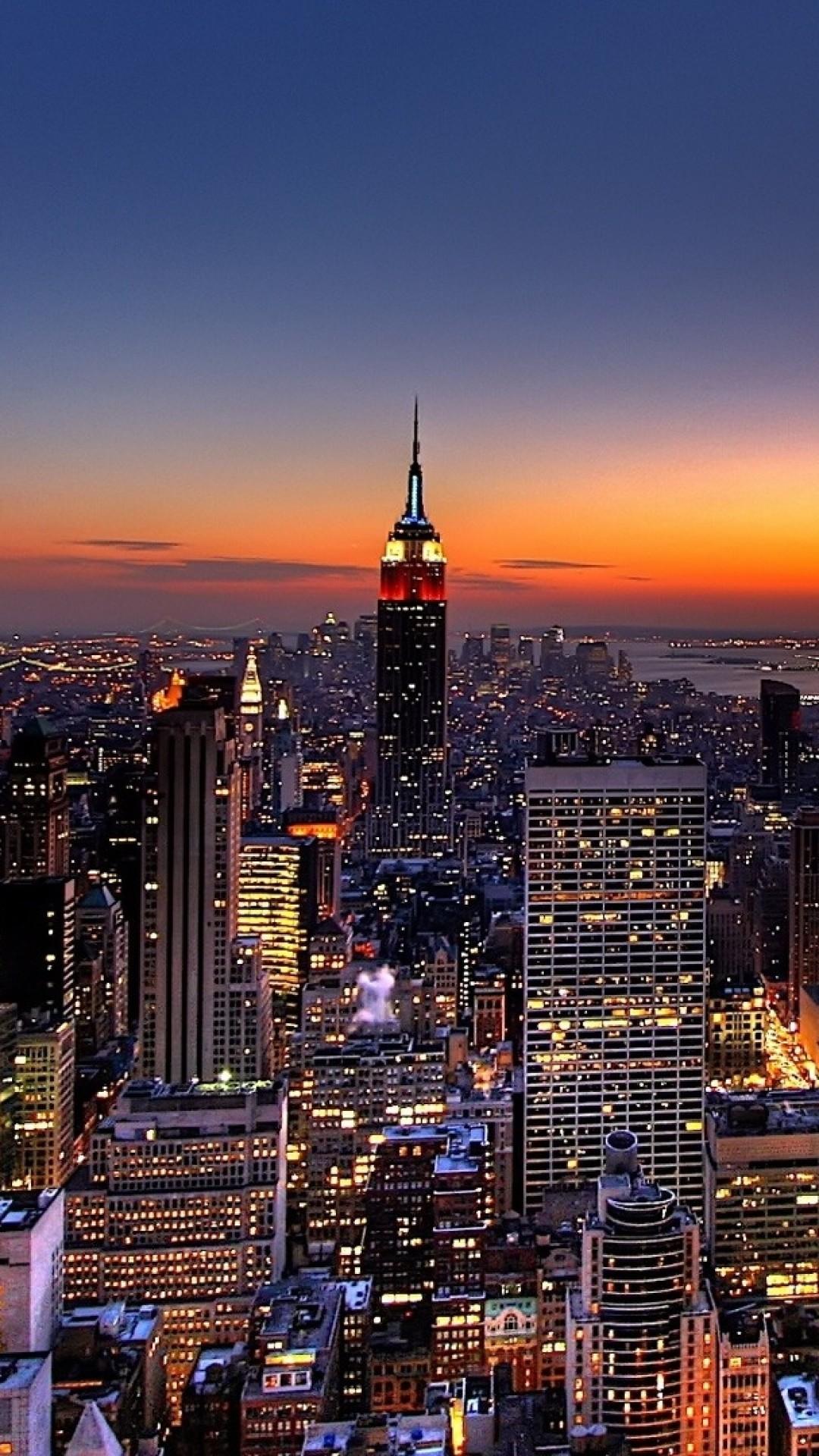 New York Skyline Wallpaper (58+ Images