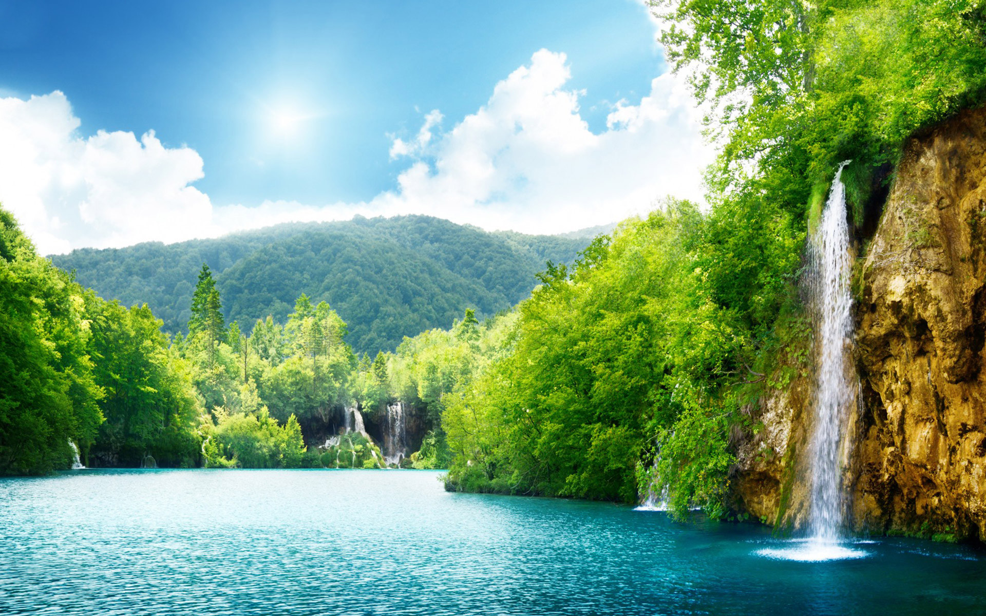 1920x1200 wallpaper nature: Nature Wallpapers For Pc (48+ Images