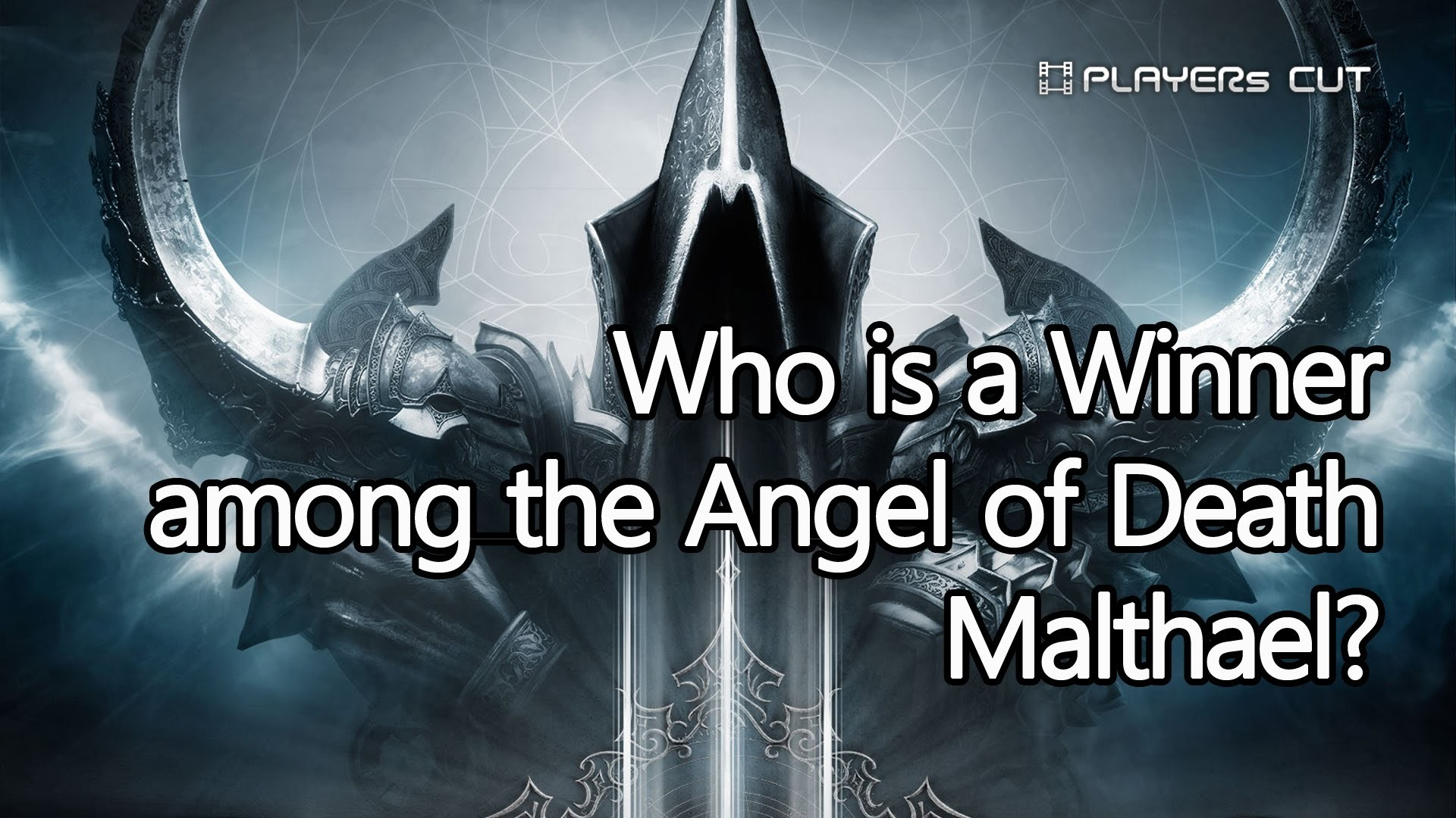 1920x1080 Who is the Winner among the Angel of Death, Malthael? (Diablo III Reaper of  Souls, Malthael's Voice) - YouTube