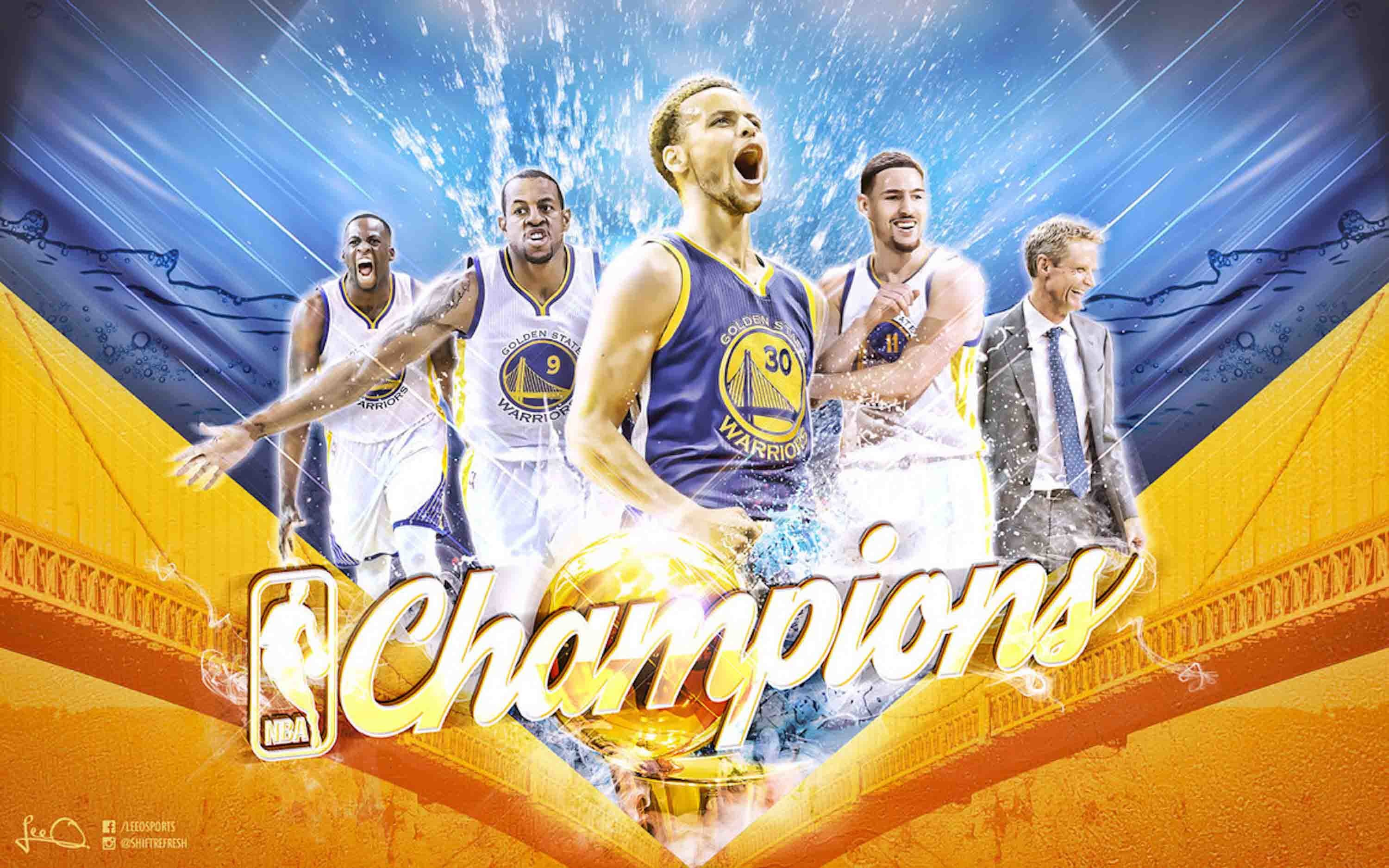 3000x1875 Golden State Warriors NBA Champions Wallpaper by skythlee  https://www.facebook.