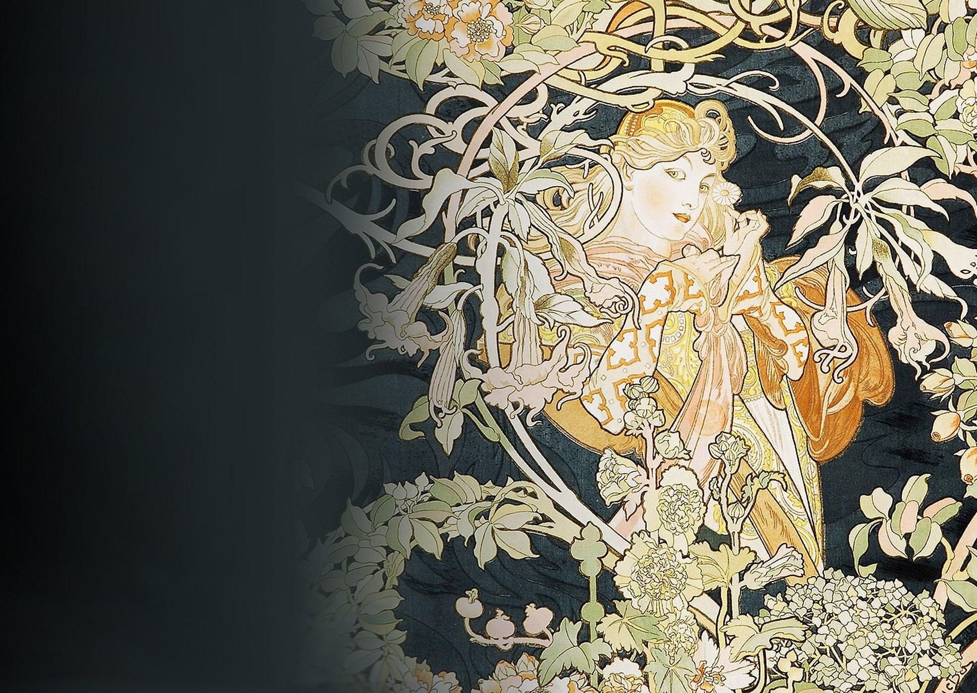 Art Nouveau Desktop Wallpaper (47+ Images
