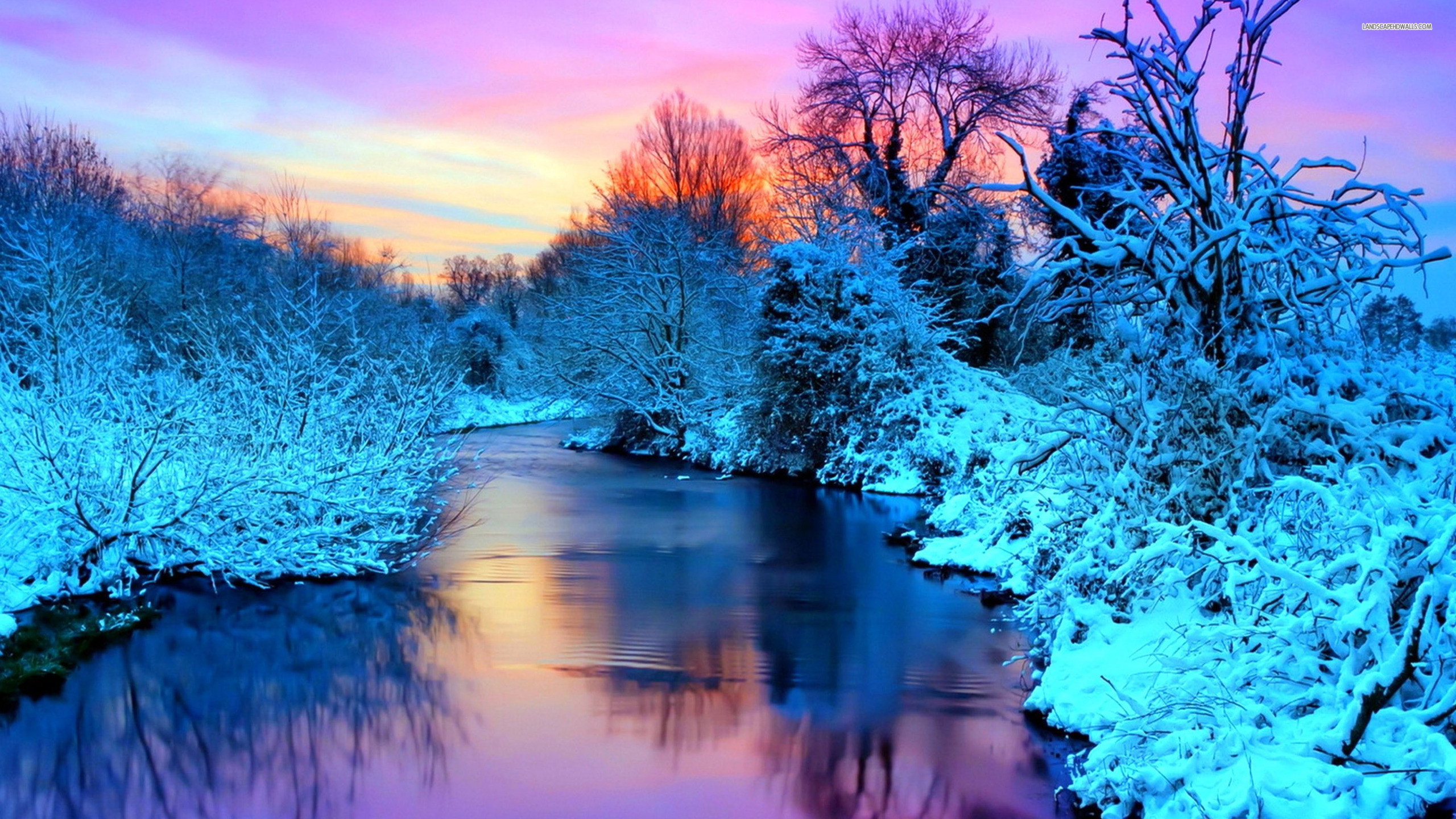 Winter Scenic Wallpaper (60+ Images