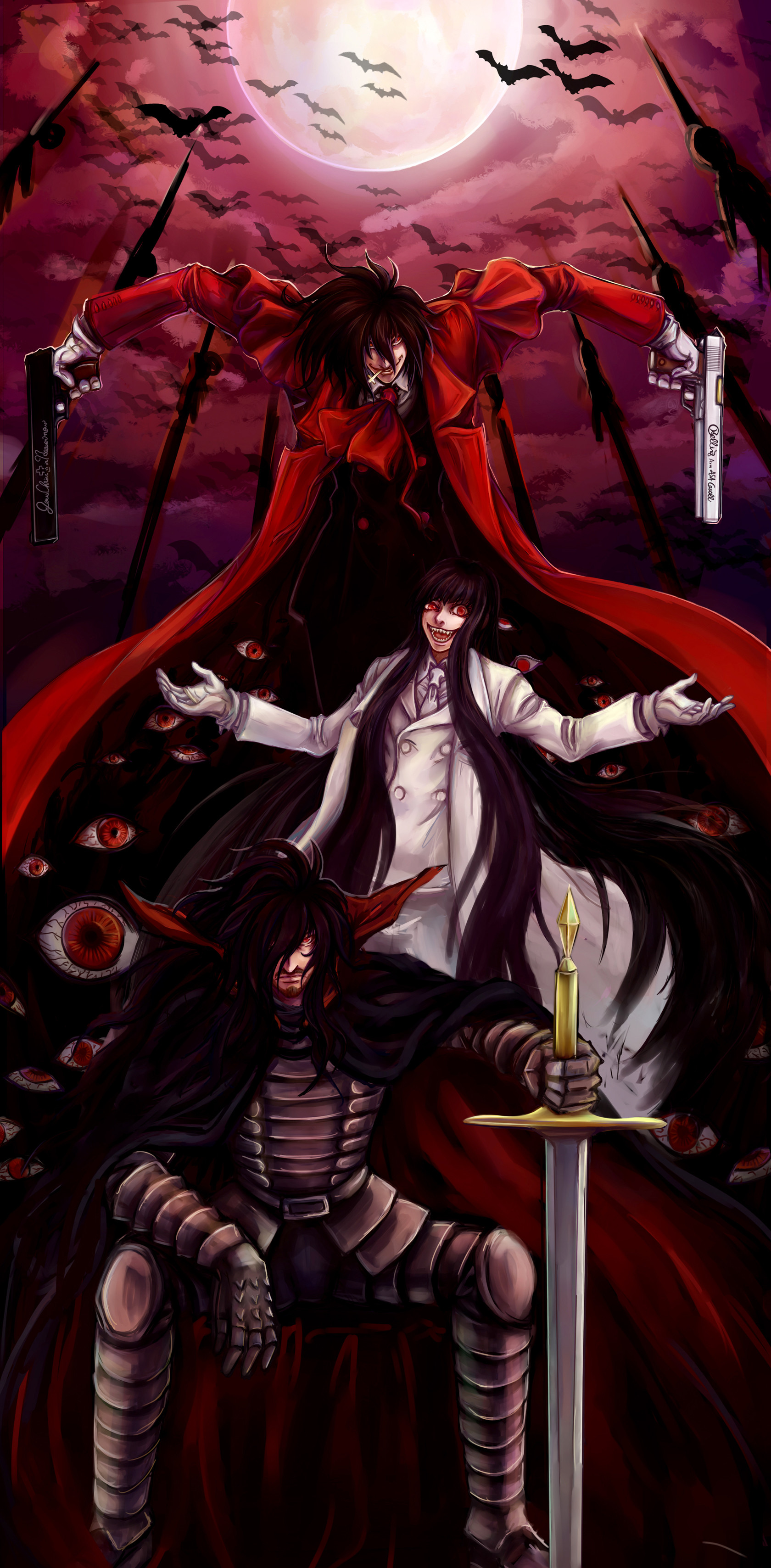 Hellsing ultimate wallpaper 58 images - Anime hellsing wallpaper ...