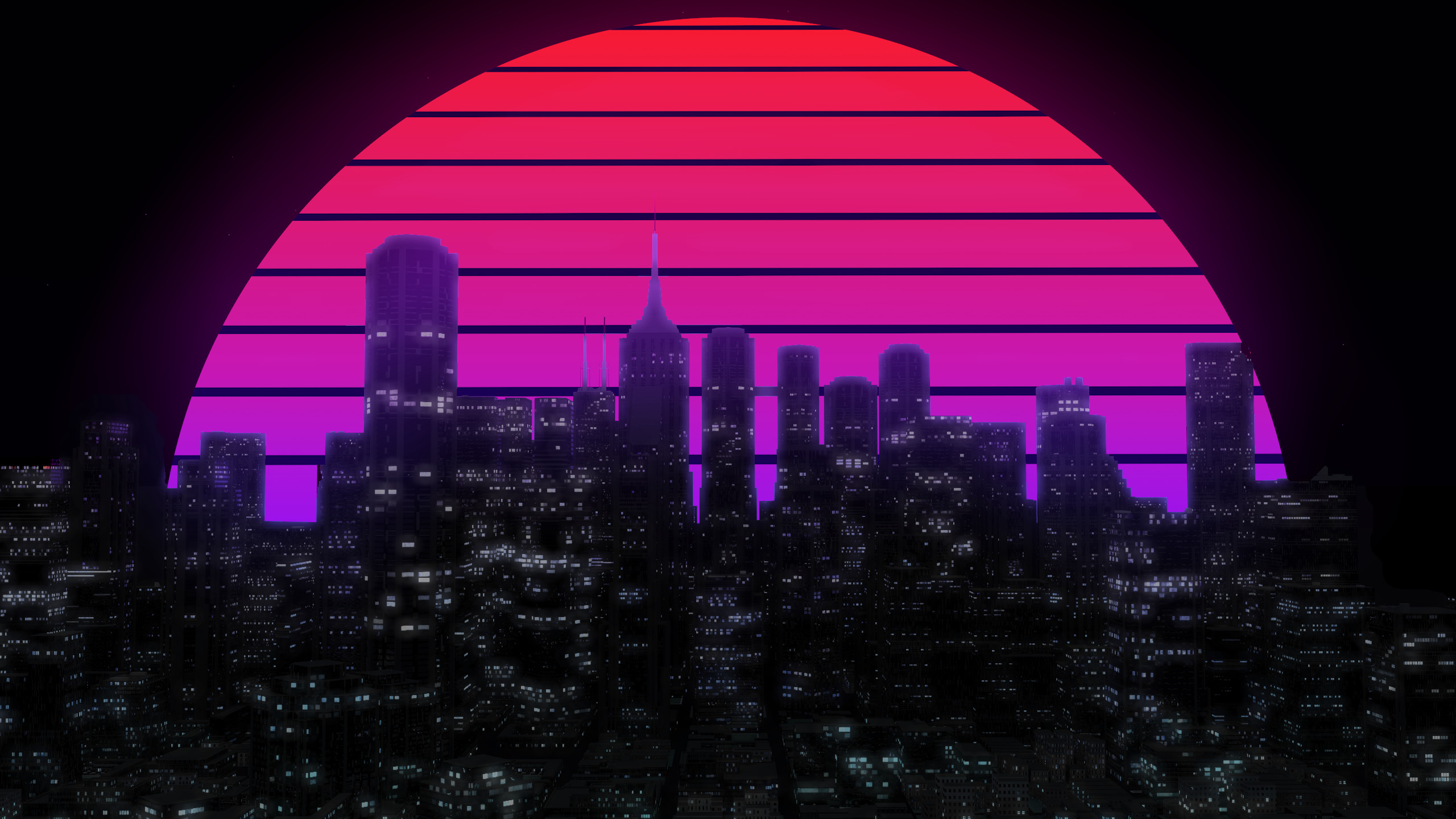 Synthwave Wallpaper 80 Images