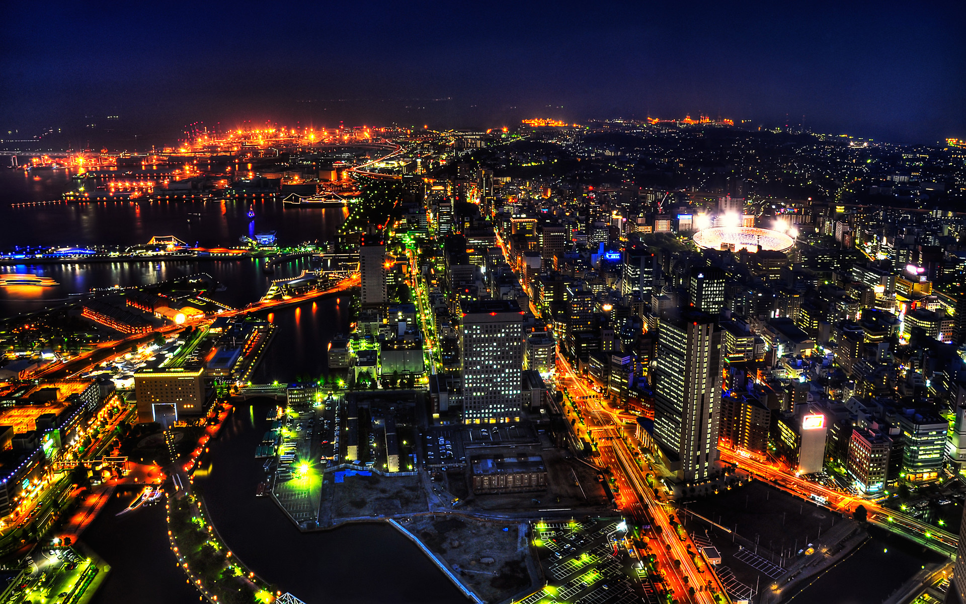 Japan cityscape wallpapers 46 images - Tokyo japan wallpaper ...