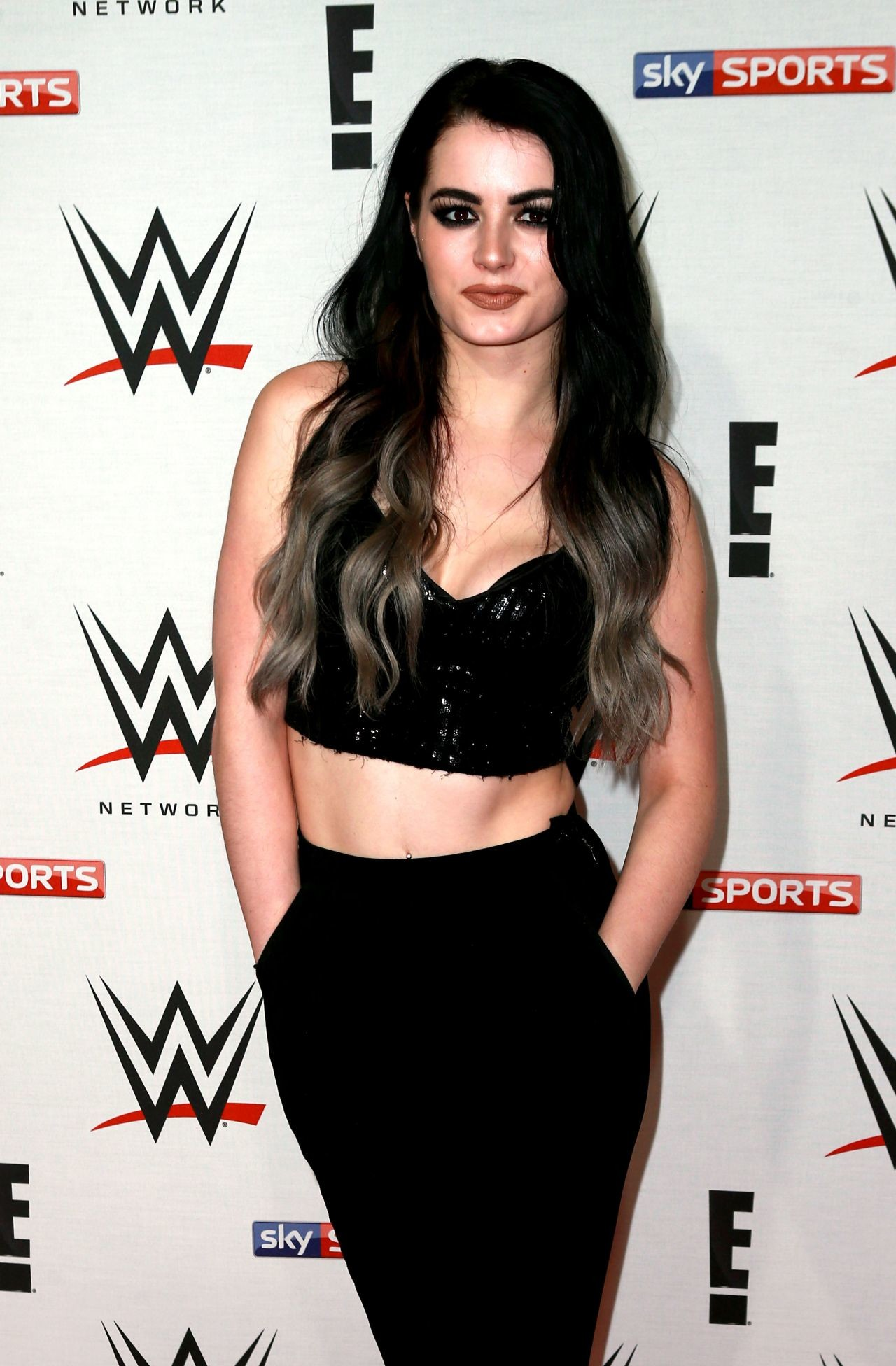 1280x1952 Paige – WWE Preshow Party at the O2 Arena in London 4/18/2016