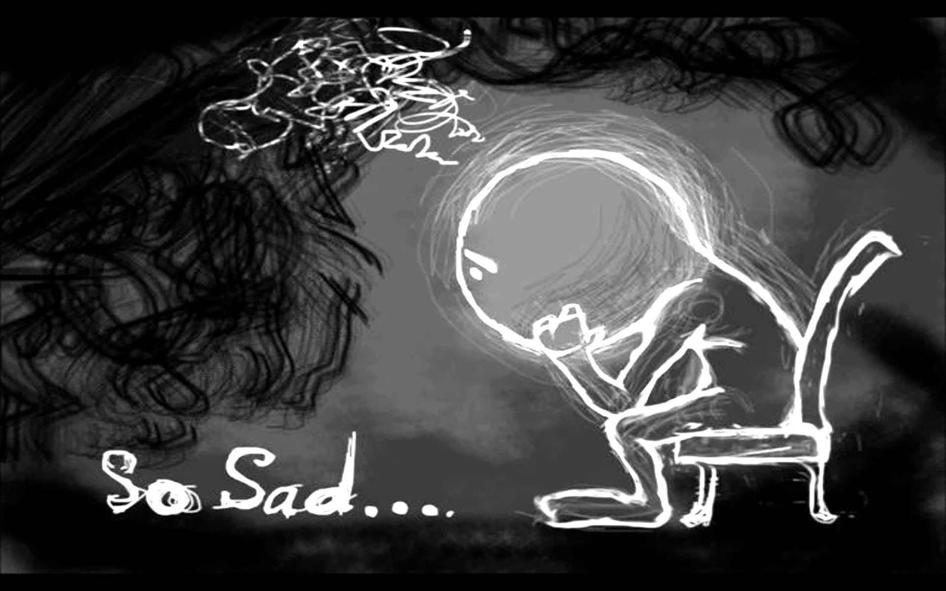 1920x1200 sad wallpaper download