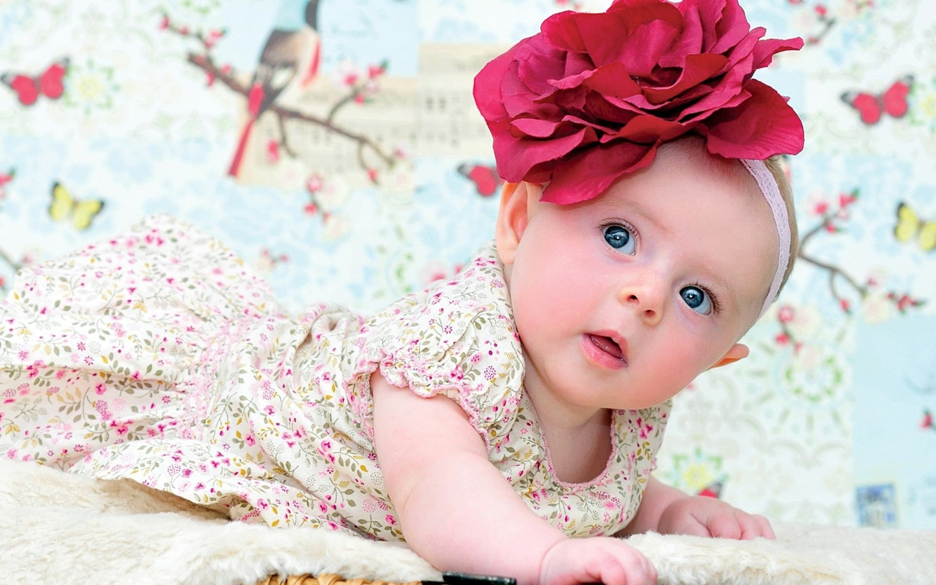 baby girl wallpaper hd photo download