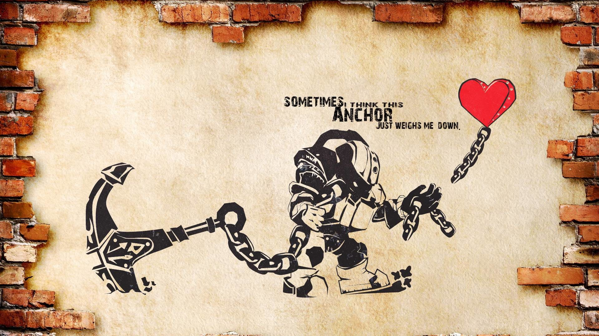 1920x1080 [HD ART] League Wallpapers (Singed/Nautilus): Banksy Style! - League of  Legends Community