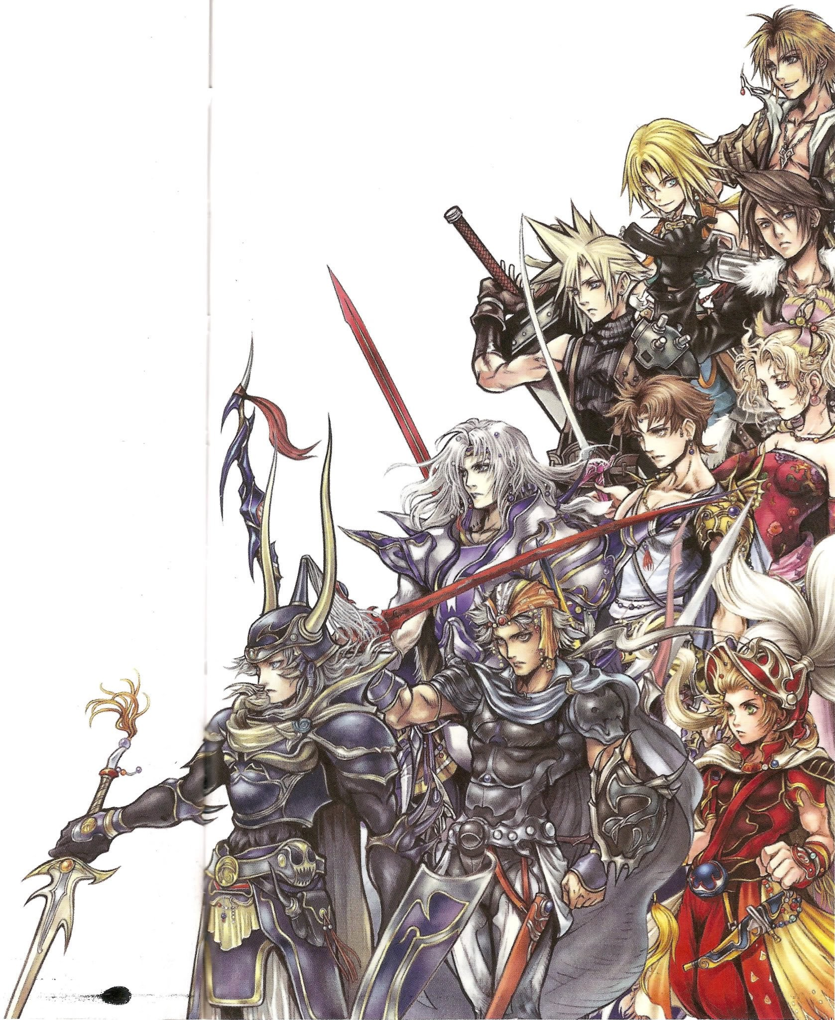 Final Fantasy Dissidia Wallpaper (62+ Images