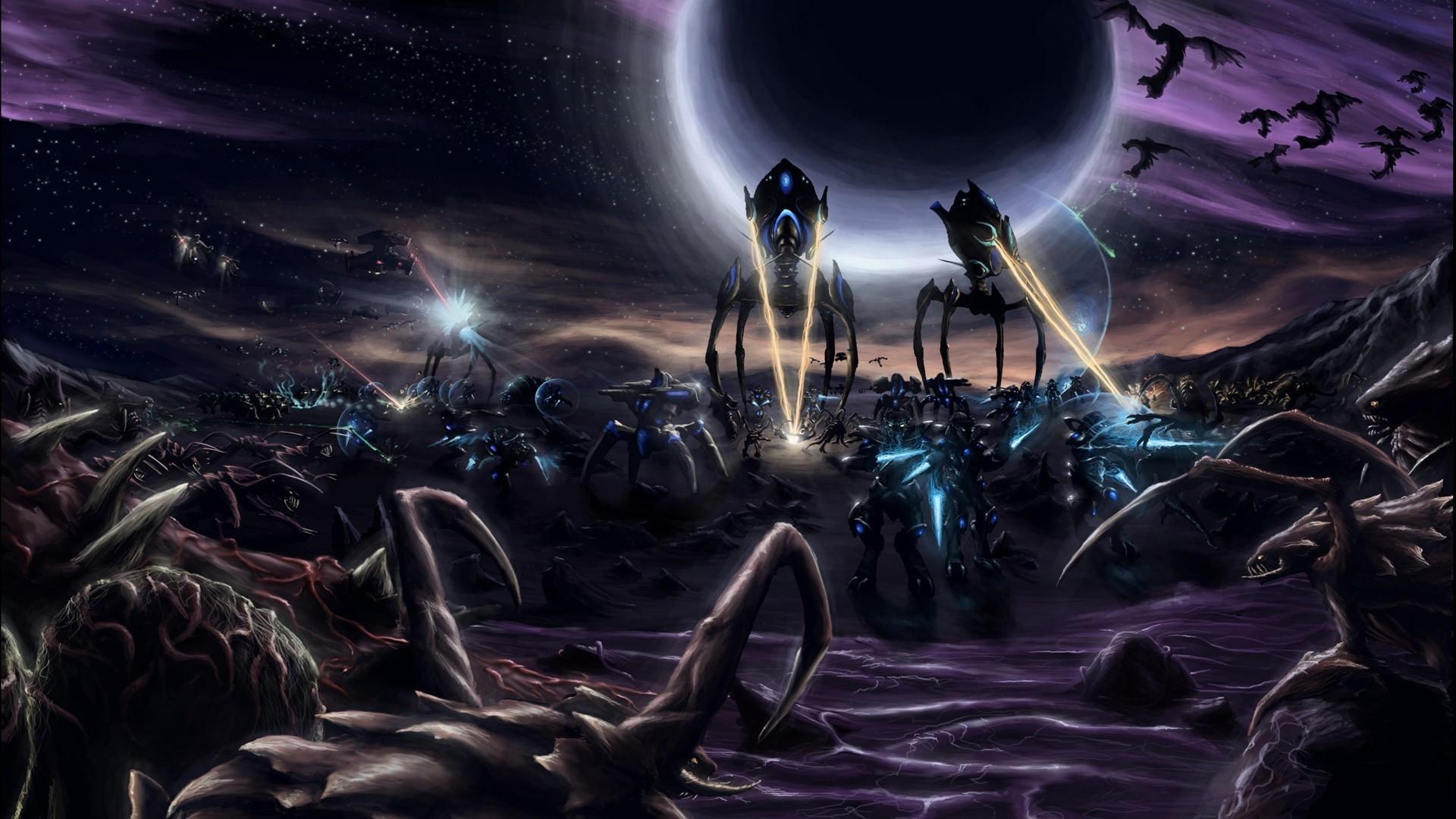 Starcraft2 wallpapers 86 images - Starcraft 2 wallpaper art ...