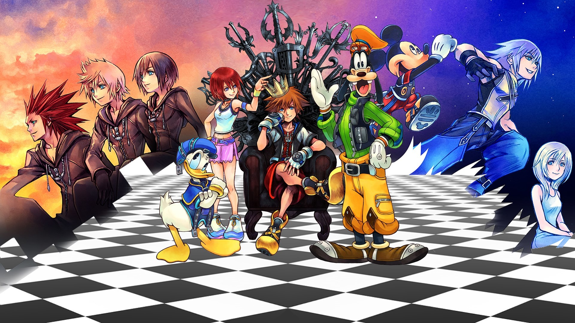 1920x1080 ... kingdom hearts hd wallpapers 1080p high quality 2048x1537 1833 ...