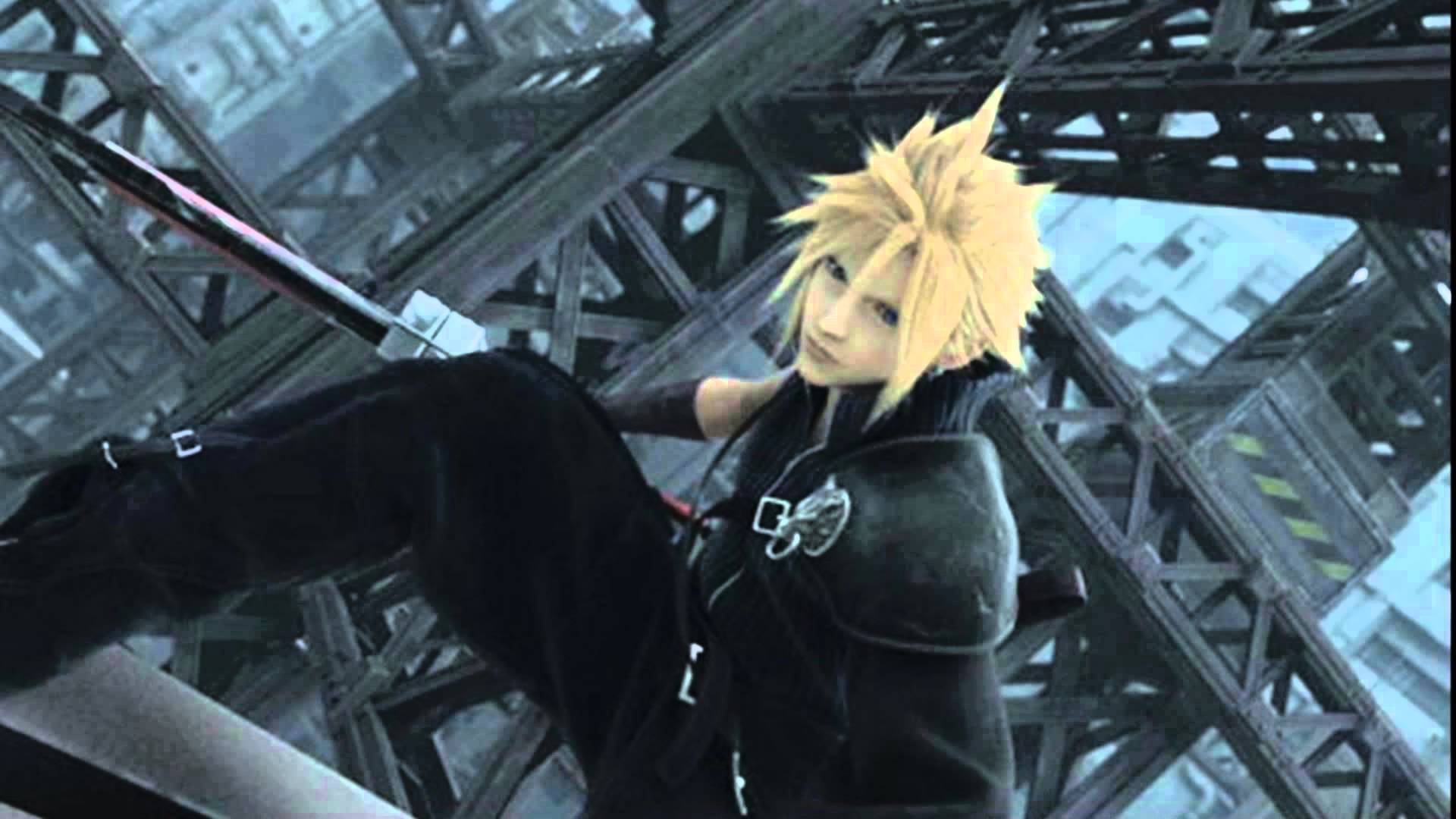 1920x1080 [Audition] Cloud Strife - YouTube