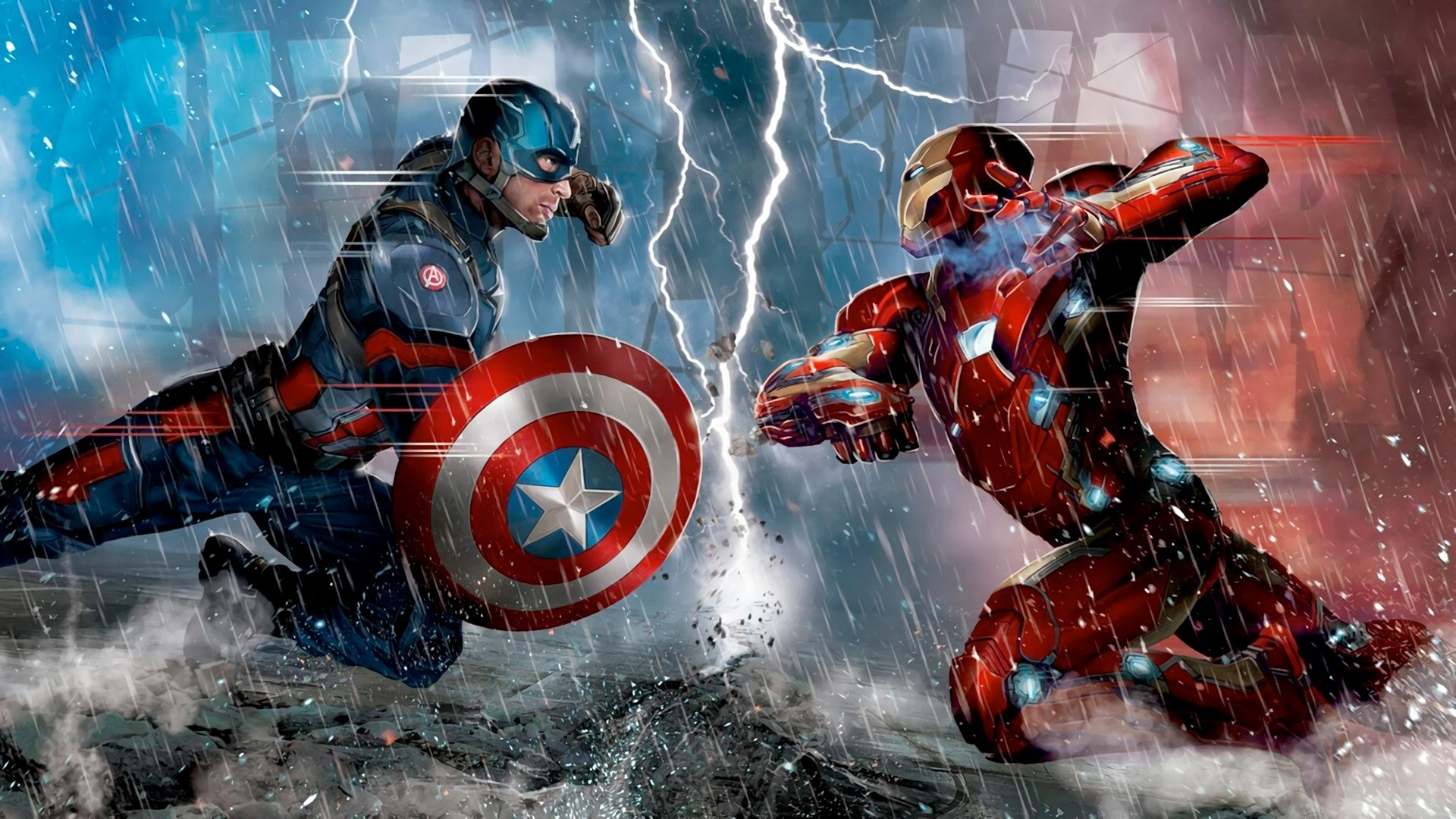 1920x1080 Captain america-vs-iron man-wallpaper-art.jpg