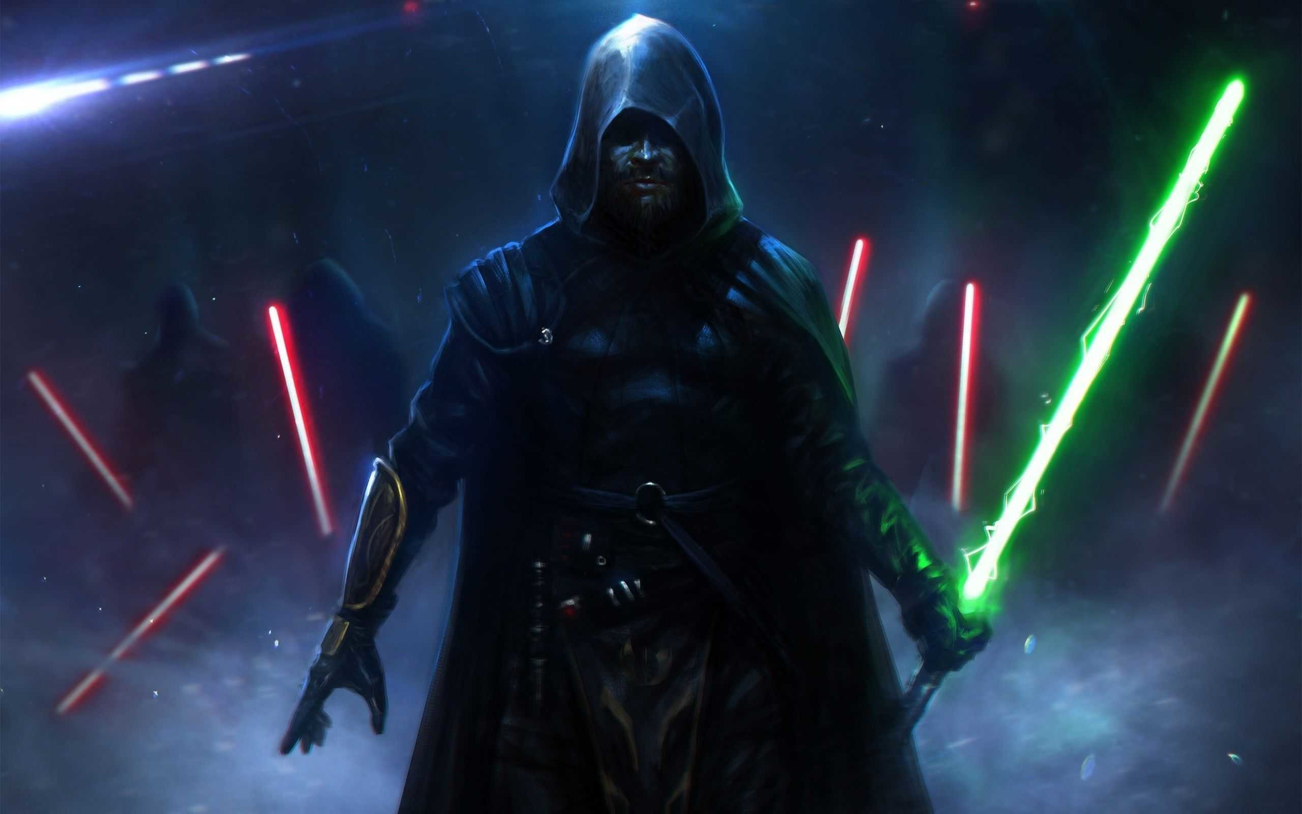 2560x1600 star wars jedi wallpaper hd - http://hdwallpaper.info/star-