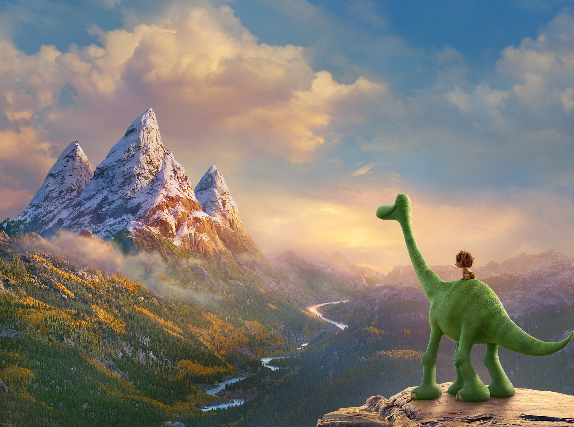 The Good Dinosaur Wallpaper HD (68+ Images