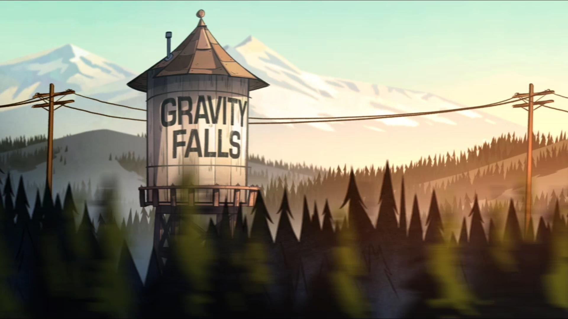1920x1080 gravity falls wallpaper images (11)