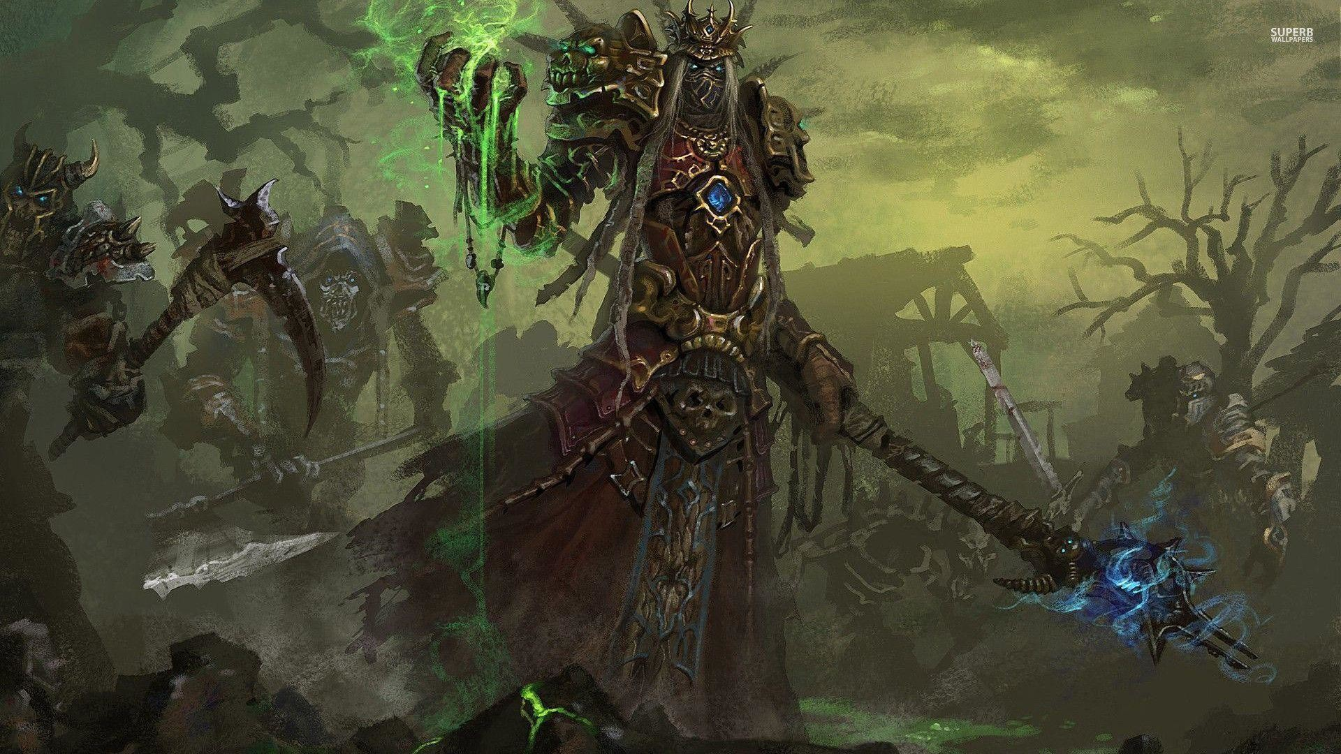 World Of Warcraft Desktop Wallpaper: WoW Warlock Wallpaper (76+ Images