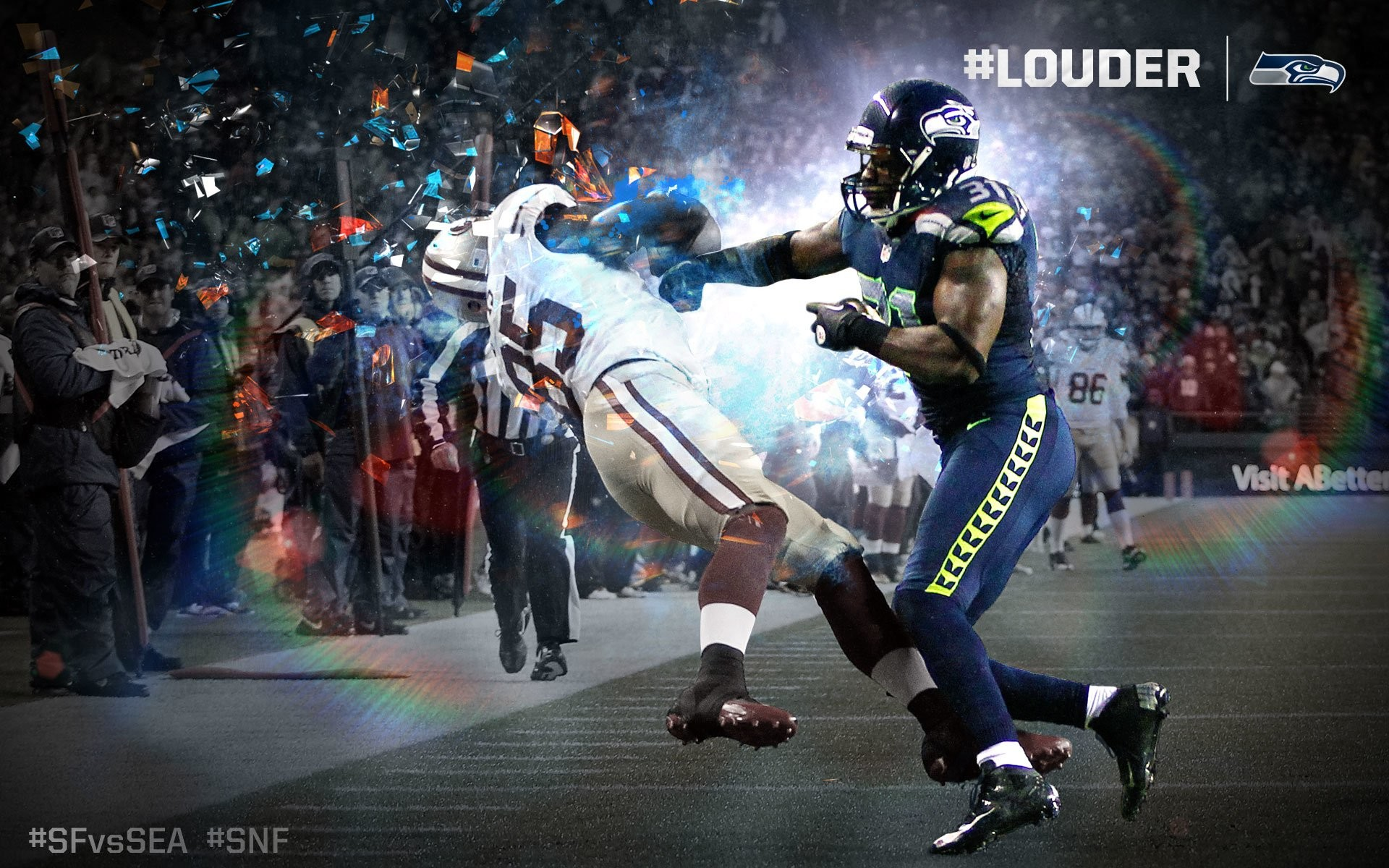 1920x1200 HD Wallpaper | Background Image ID:458501.  Sports Seattle Seahawks