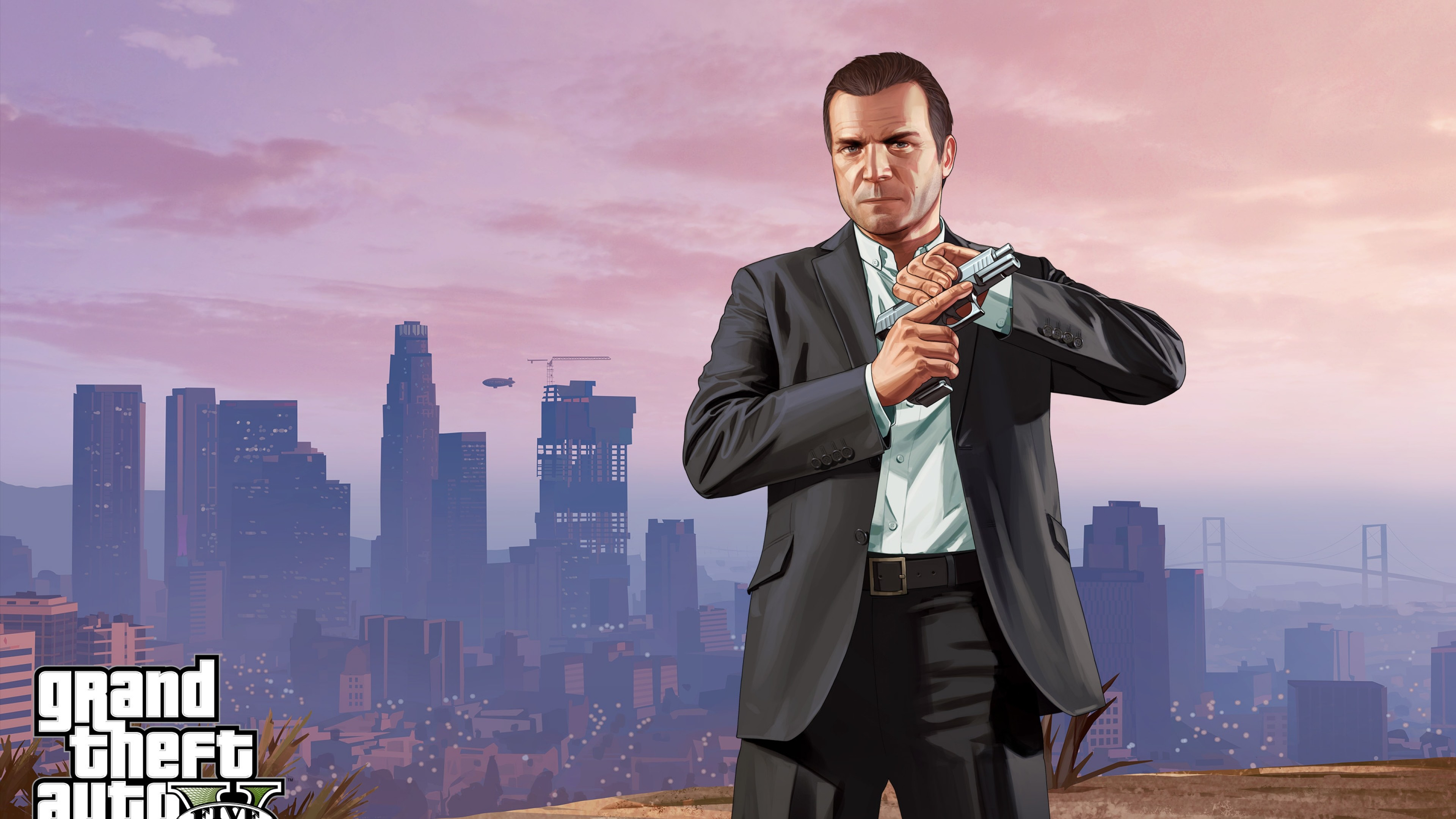 Gta V 4k Wallpaper 58 Images