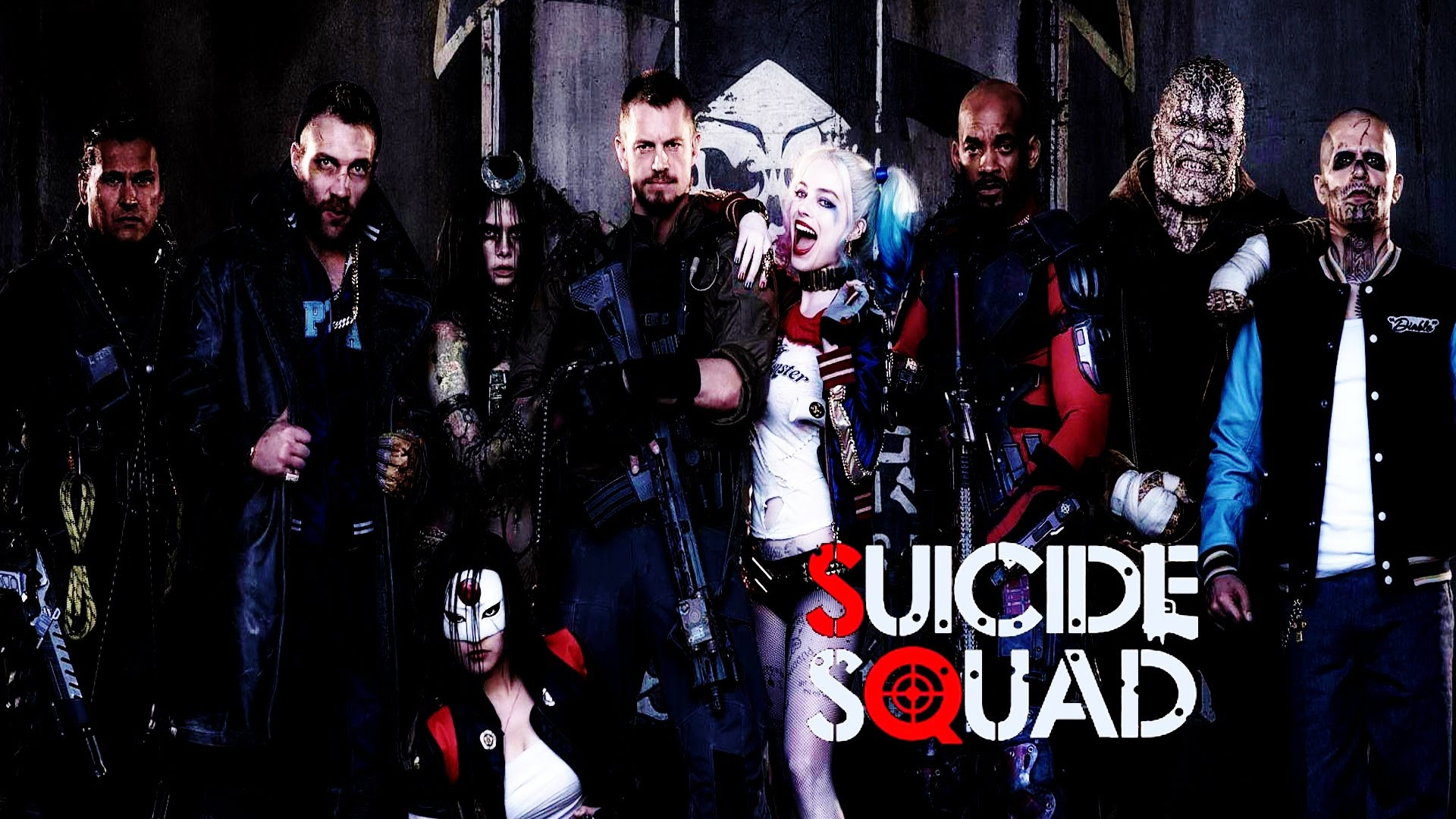 1920x1080 Suicide Squad Full HD Wallpaper and Background |  | ID:776924