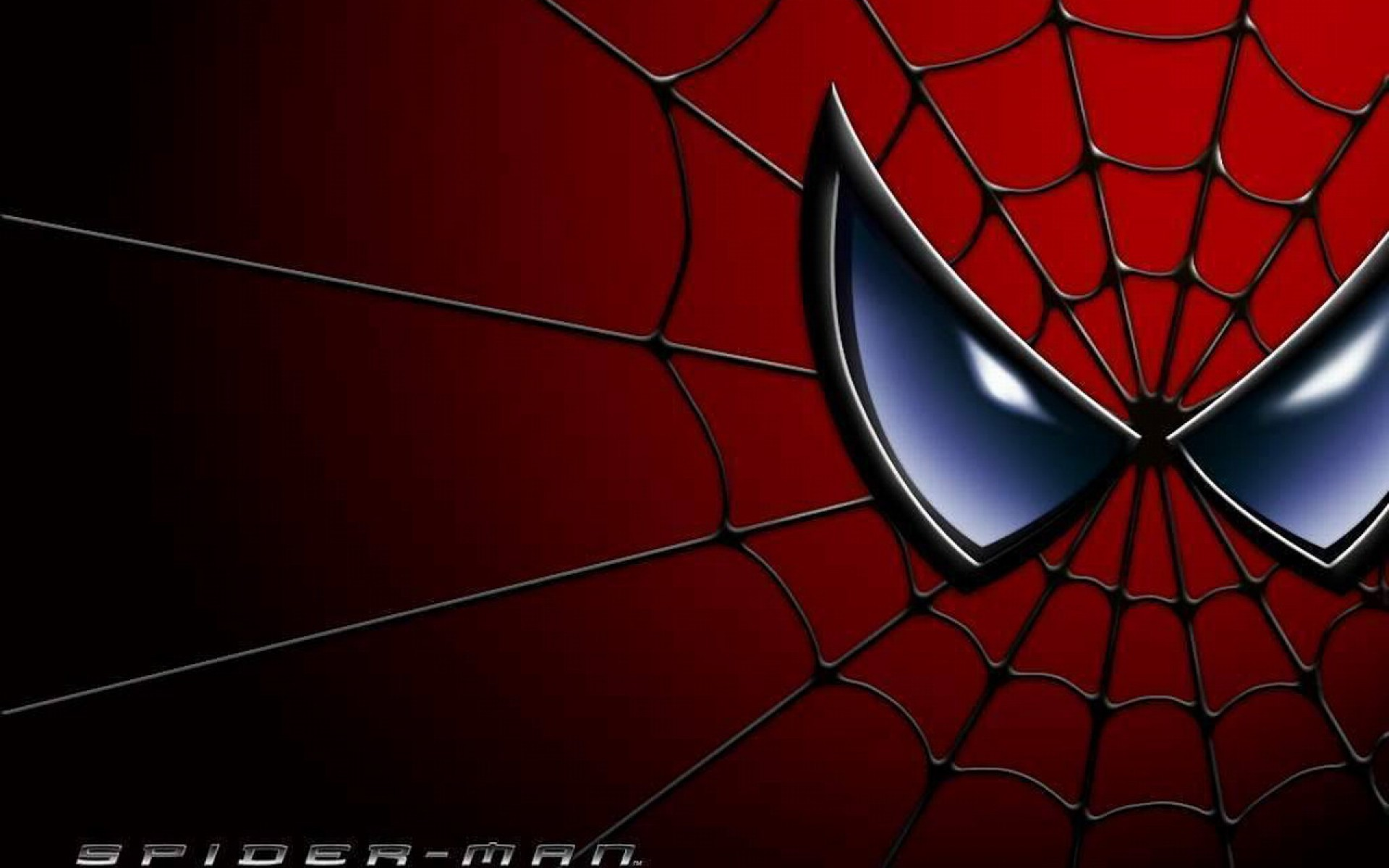 A Spiderman Logo Wallpaper For Desktop Background