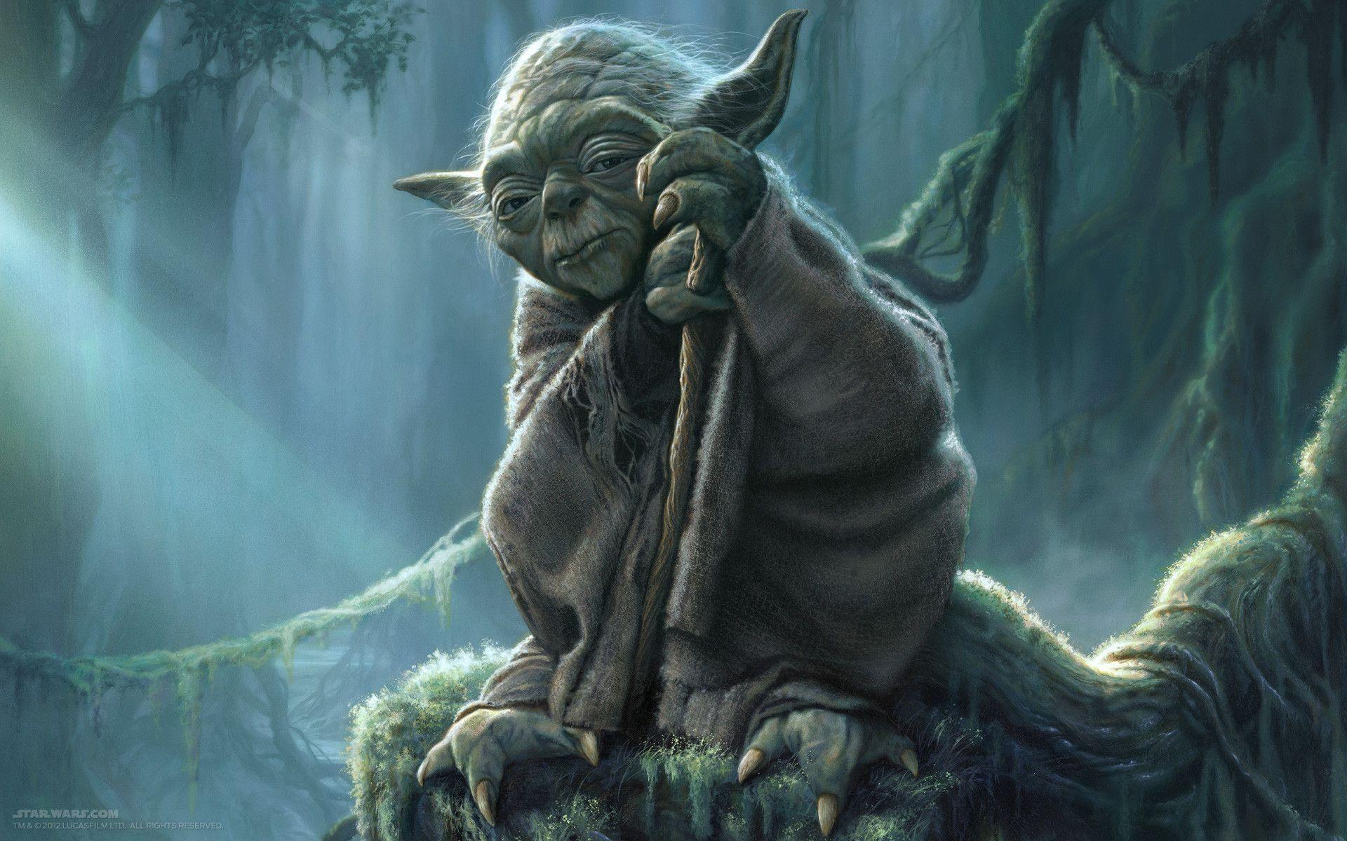 Yoda Wallpaper 1920x1080