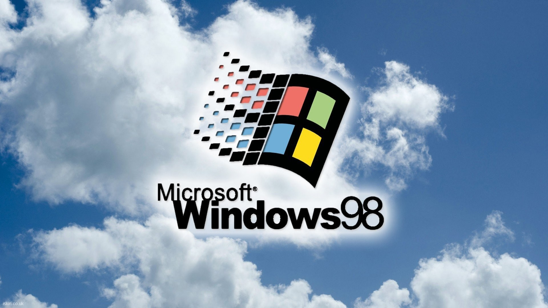 1920x1080 Windows 98 Microsoft Vintage 90s Computers