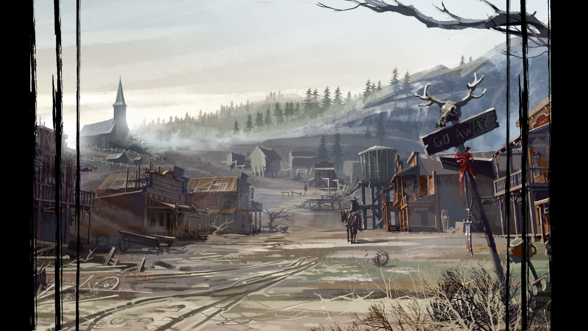 1920x1080 Call of Juarez Gunslinger Ghost Town Steam Trading Cards Wiki 1080x-Ghost- Town-1.html