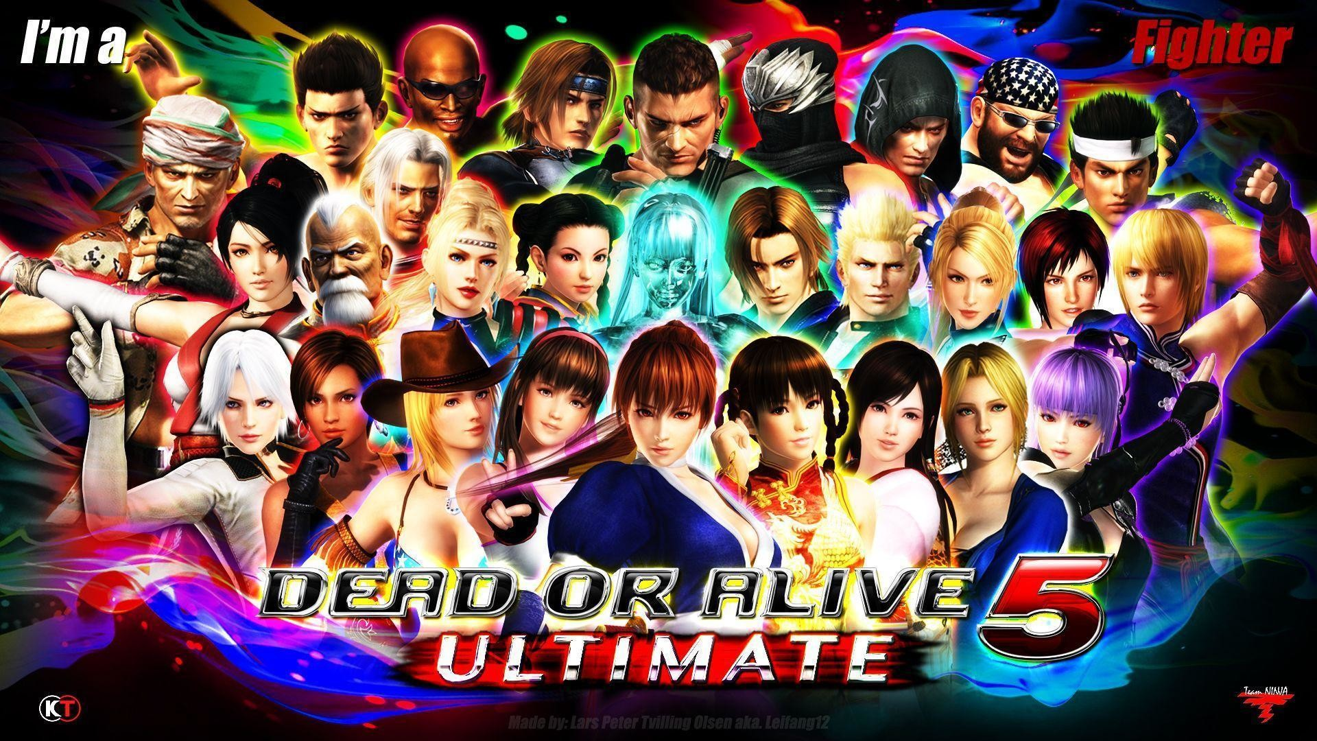 1920x1080 ... Photos Dead Or Alive 5 Wallpapers - Wallpaper Cave ...