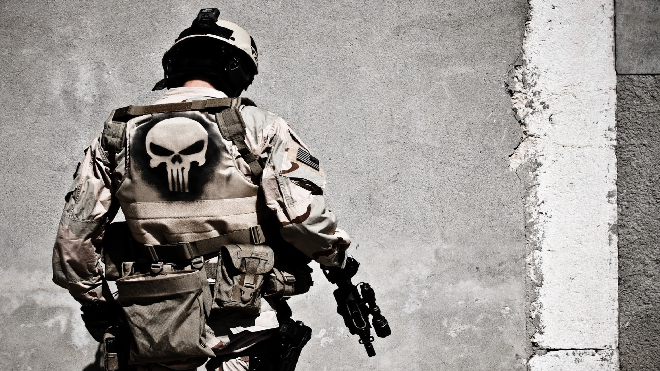 Navy Wallpaper Military Pictures: Chris Kyle Punisher Logo Wallpaper (73+ Images