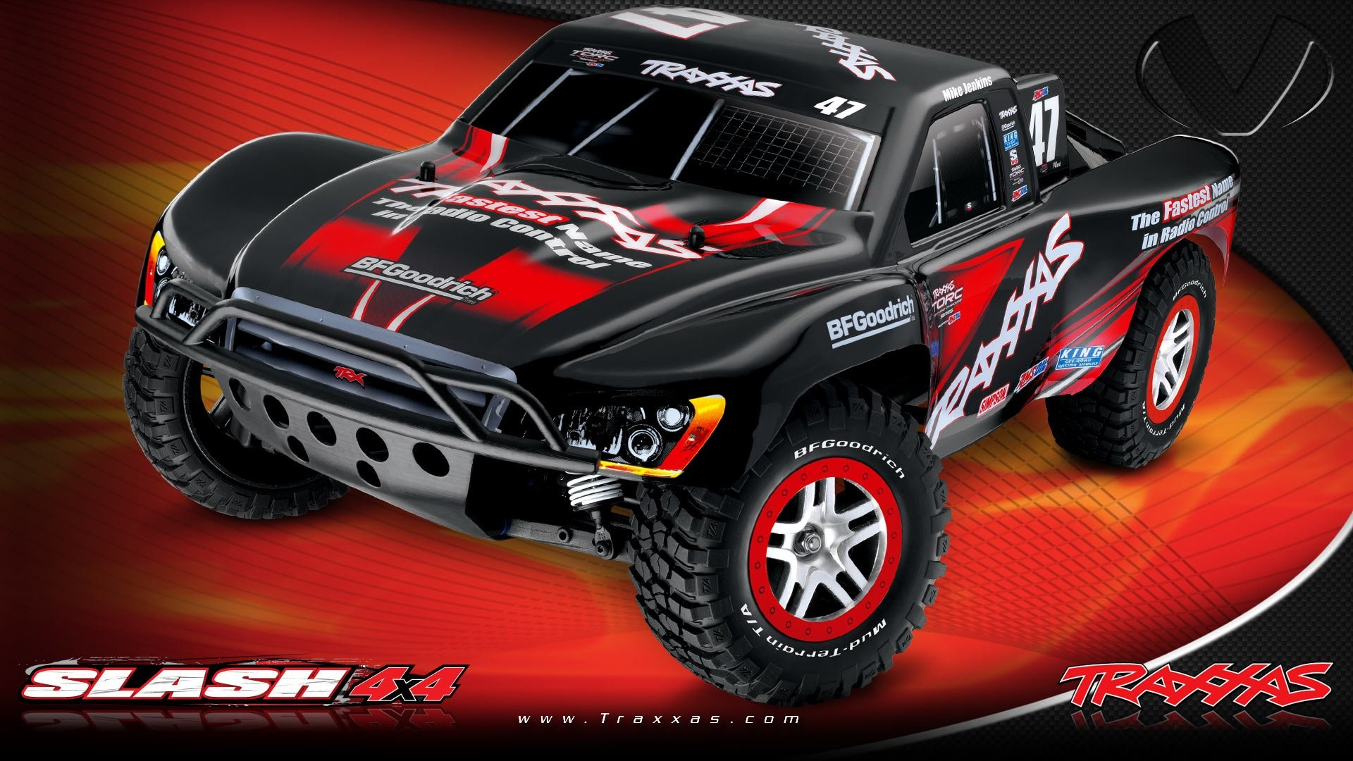 1920x1080 Traxxas Slash 4X4 Ultimate ...
