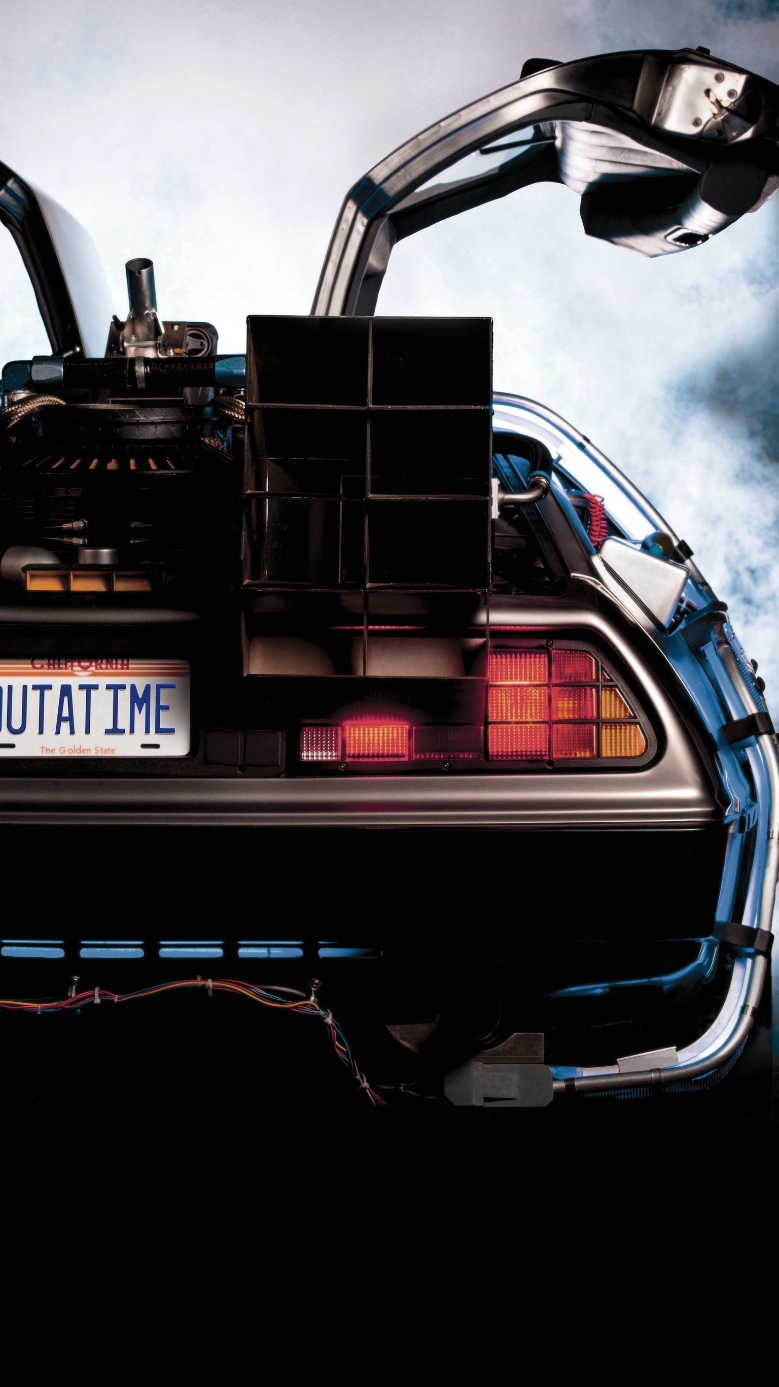 "1536x2733 Wallpaper for ""Back to the Future"" ..."
