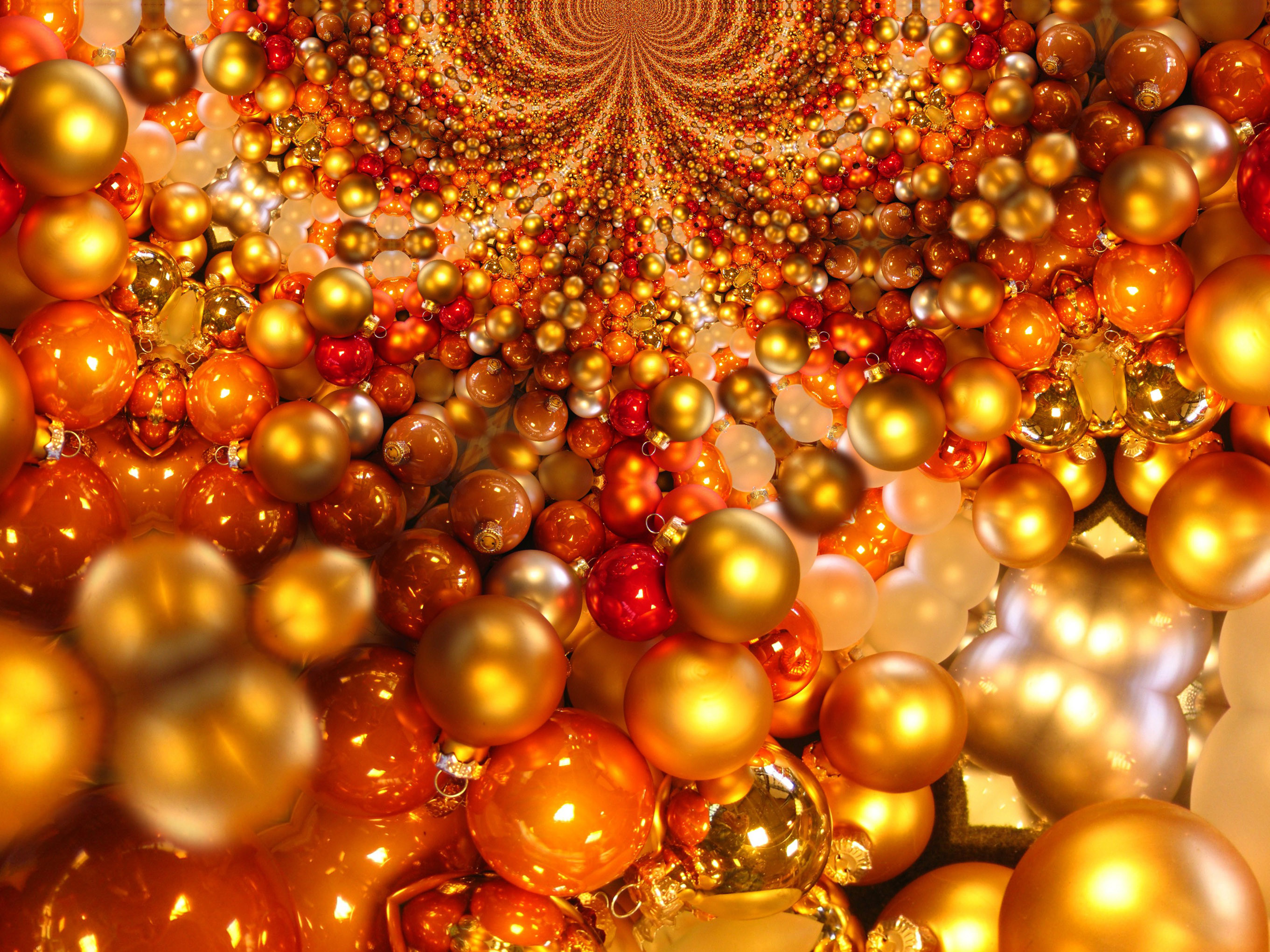 2722x2041 another christmas background of ball or bauble decoration