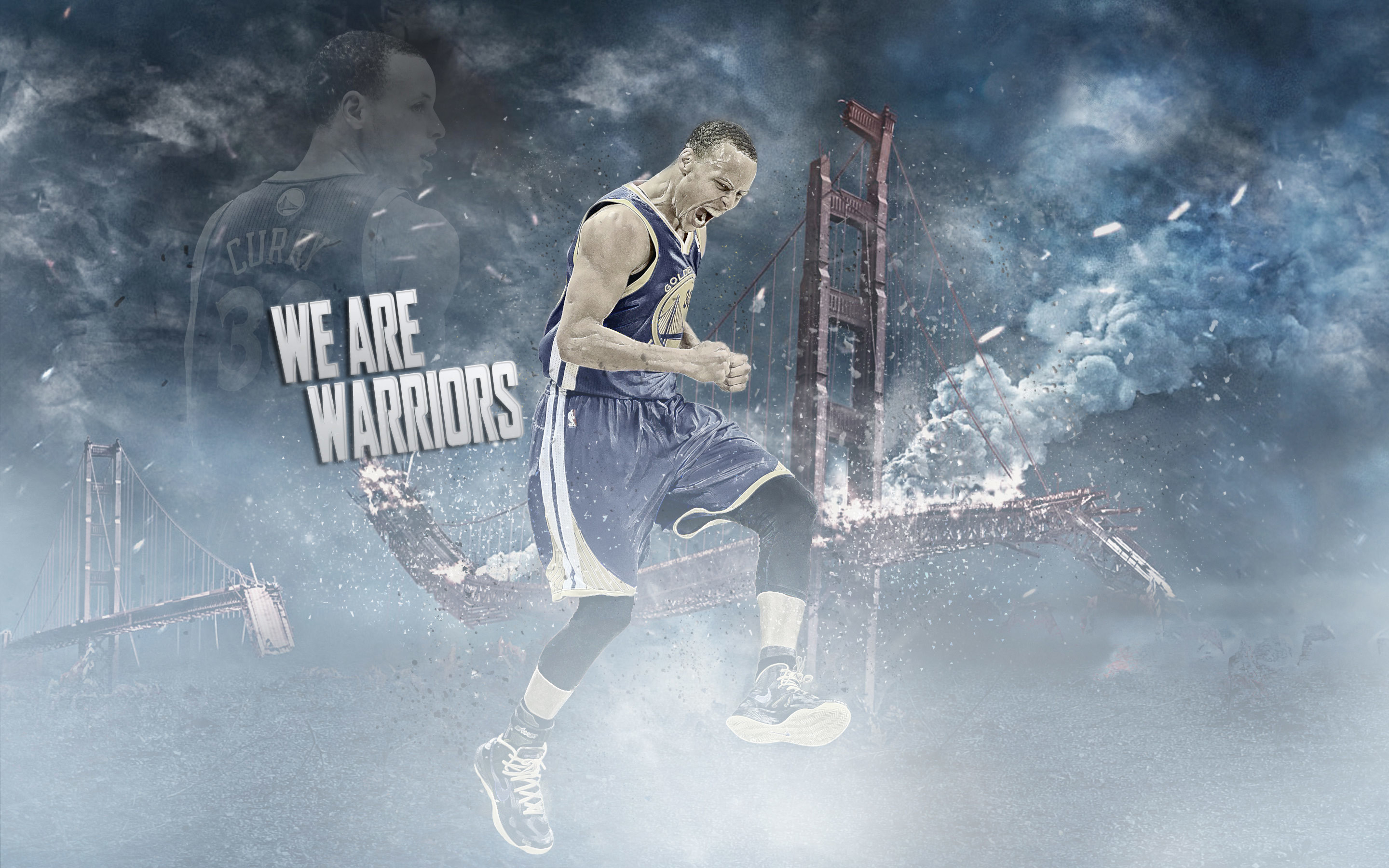 2880x1800 Stephen Curry 2013 2880×1800 Wallpaper