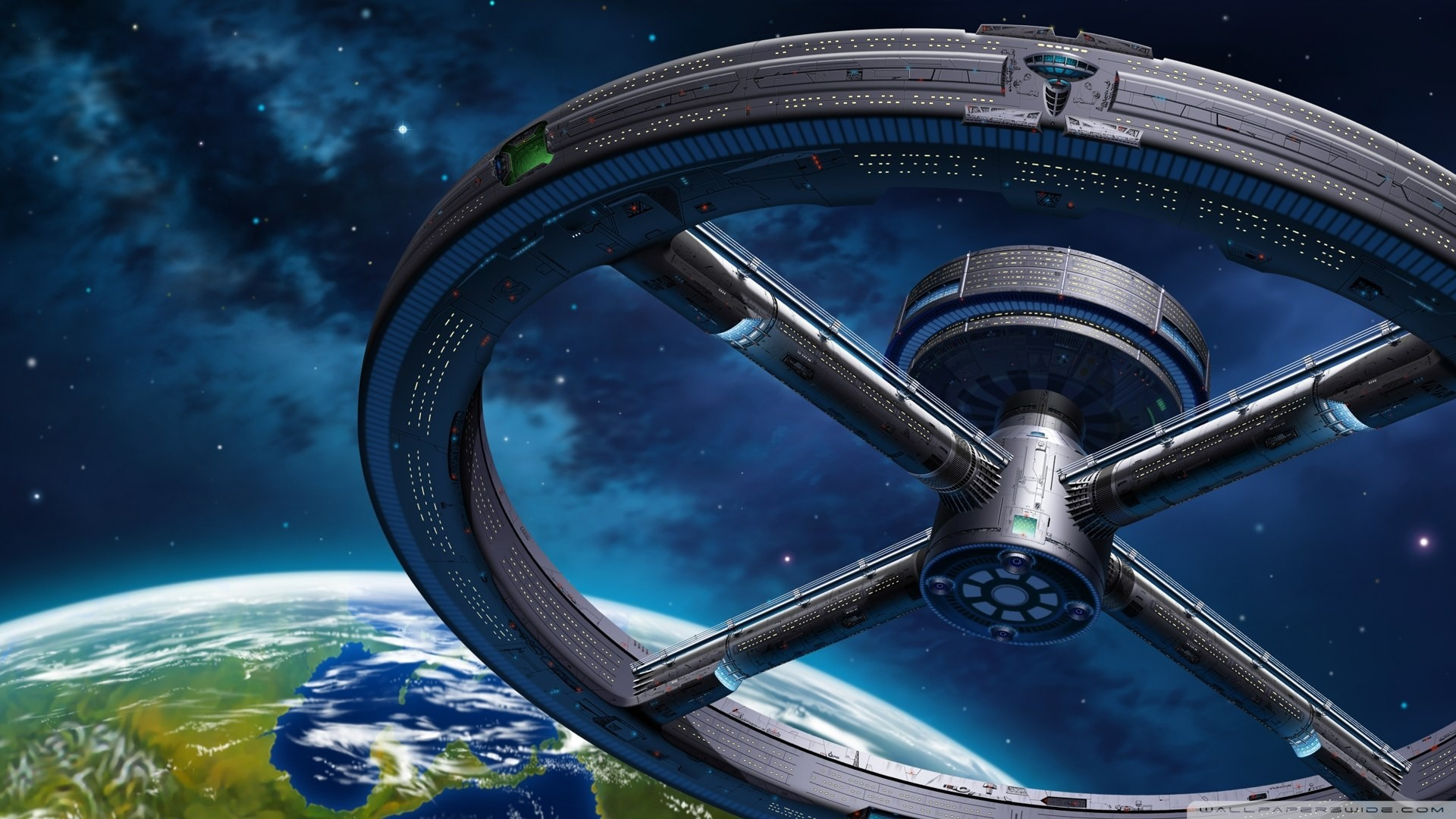 Space Ship Wallpapers 79+ images