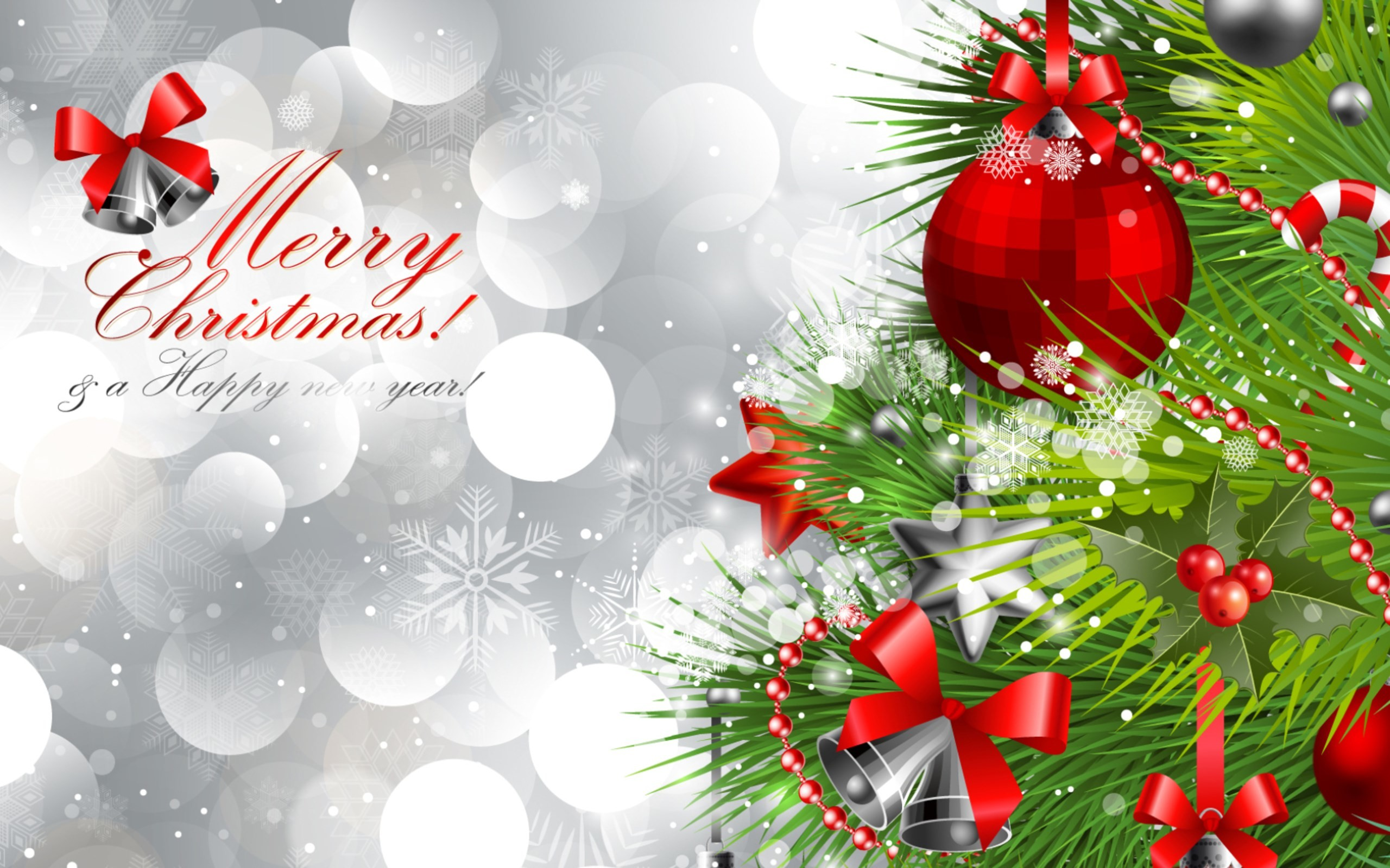 Christmas Computer Backgrounds (51+ images)