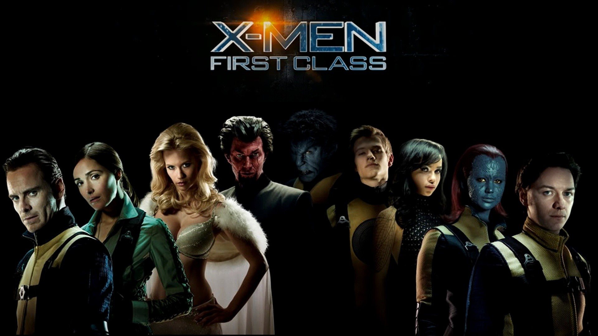 1920x1080 How X-Men: First Class COULD Have Been a Great Movie | I ..