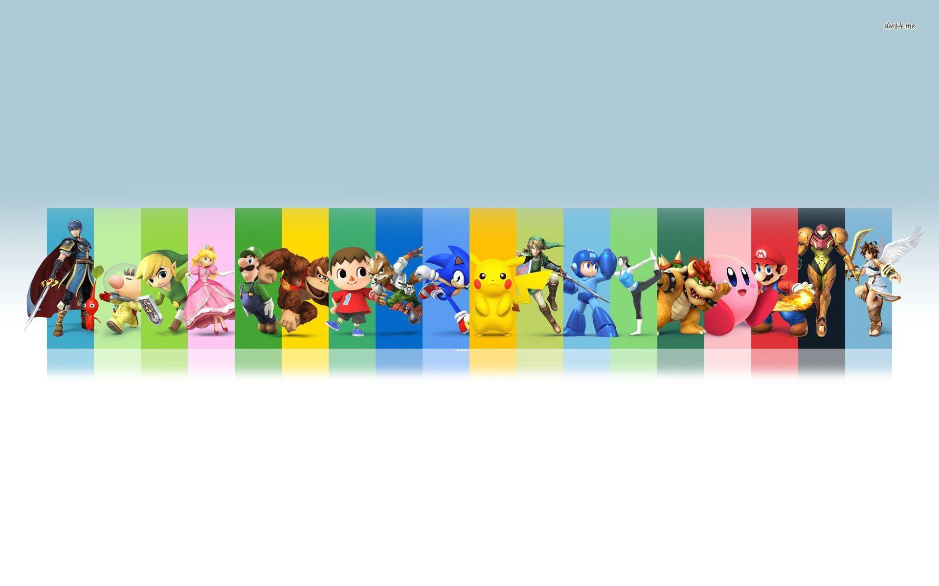 Nintendo Wallpaper HD (76+ images)