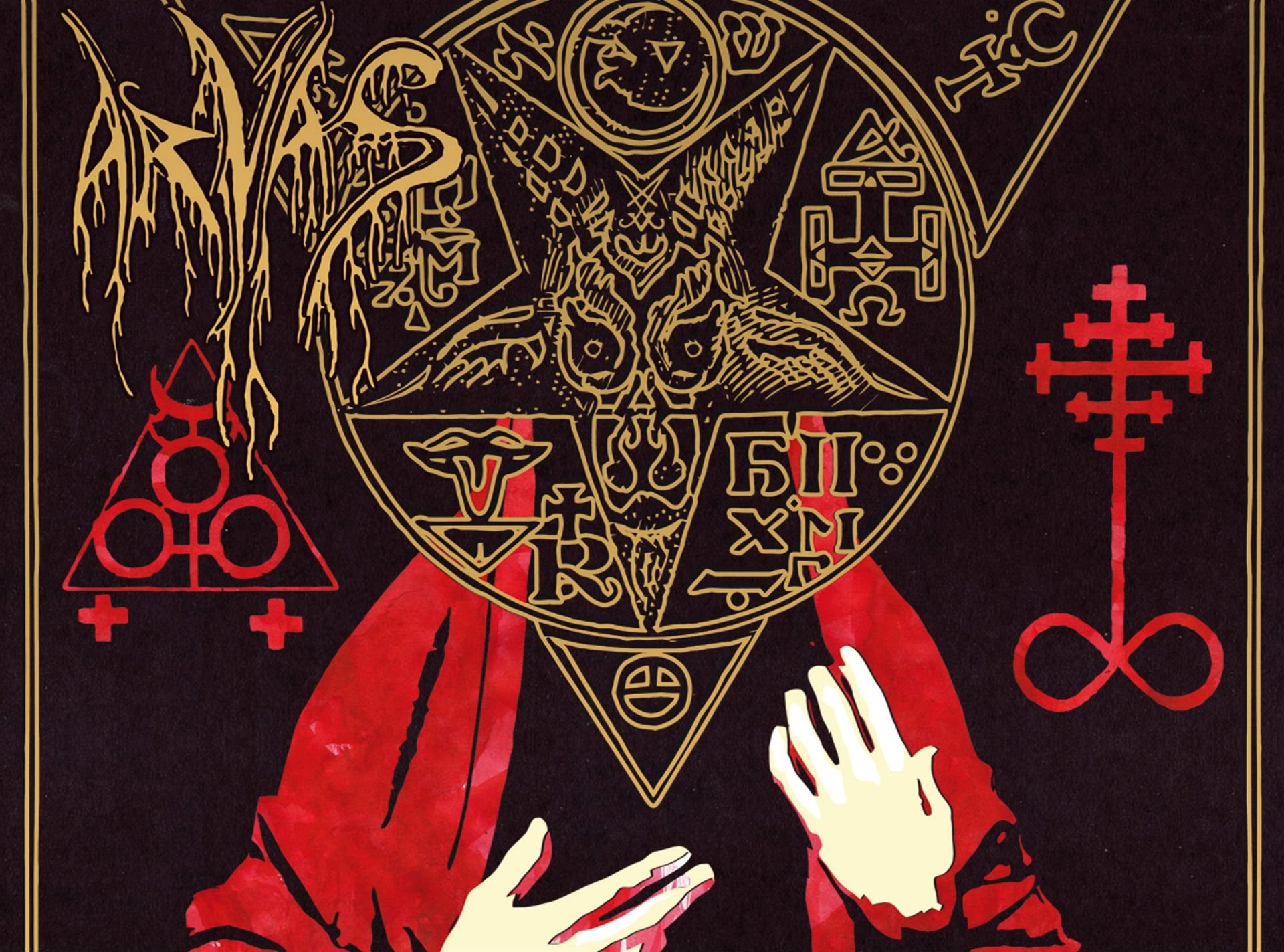 Satanic iPhone Wallpaper (65+ images)