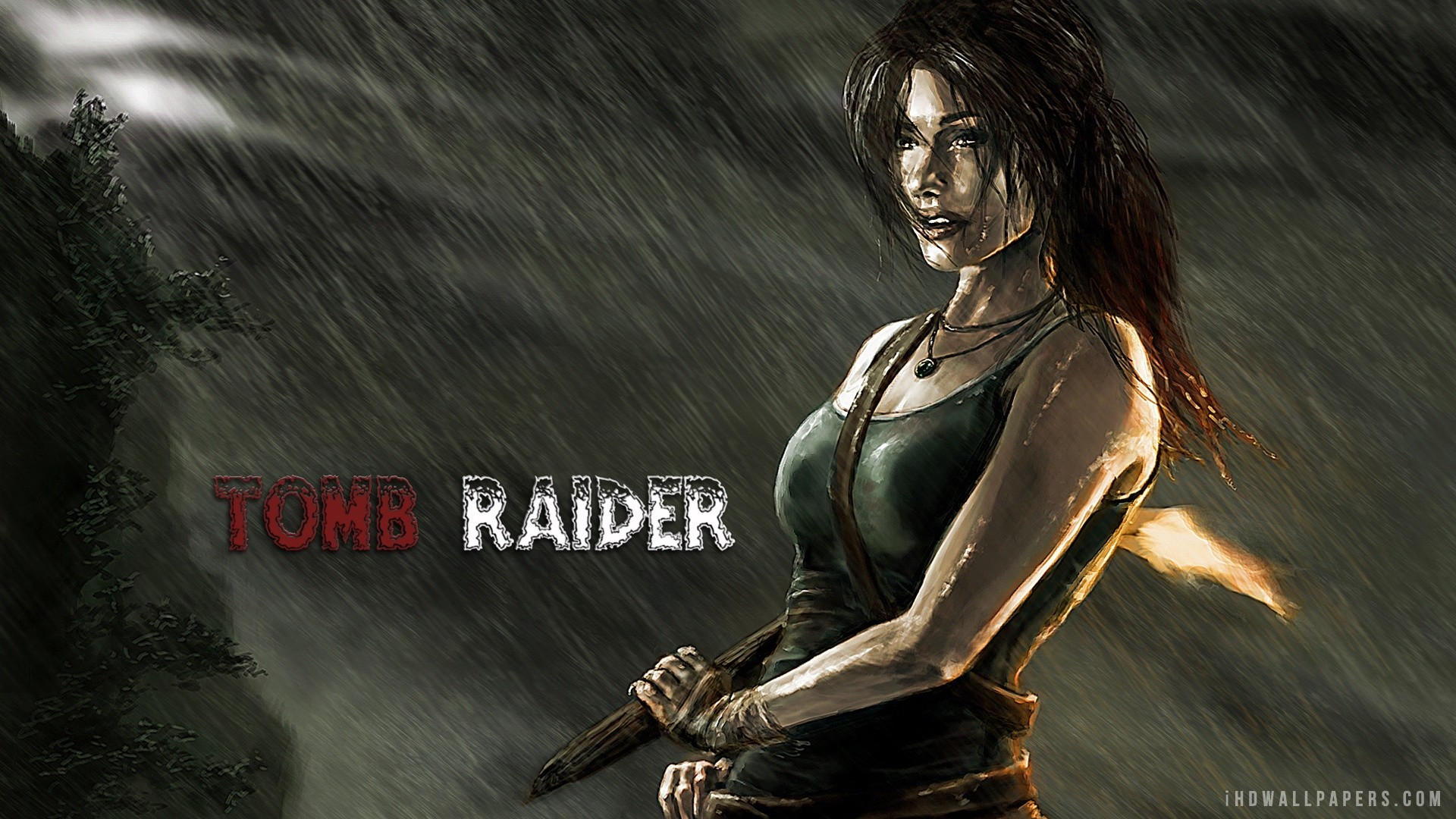 1920x1080 2012 Tomb Raider HD Wallpaper - iHD Wallpapers