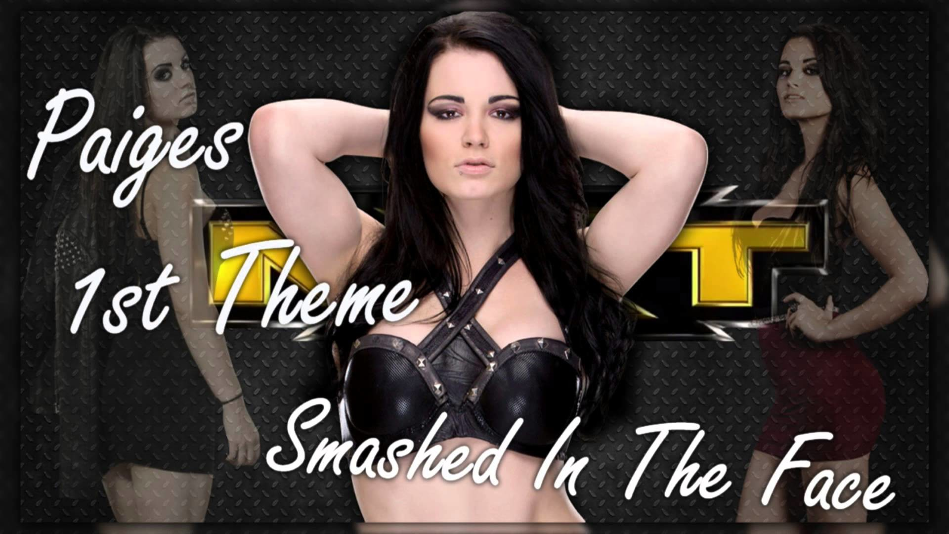 1920x1080 WWE NXT Divas : Paige 1st Theme - Smashed In The Face + Download - YouTube