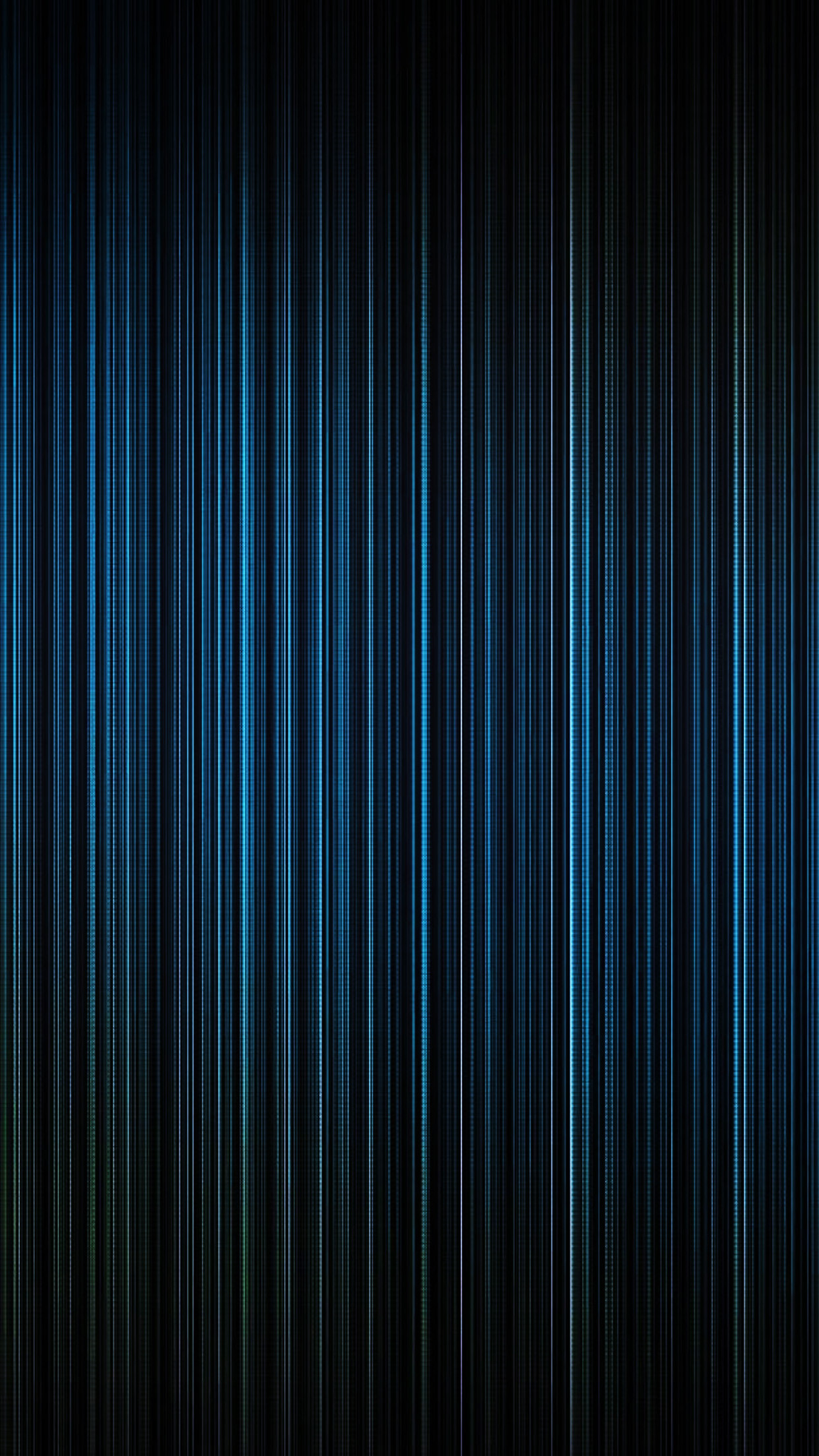 1242x2208 Blue Light Lines Straight Android Wallpaper ...